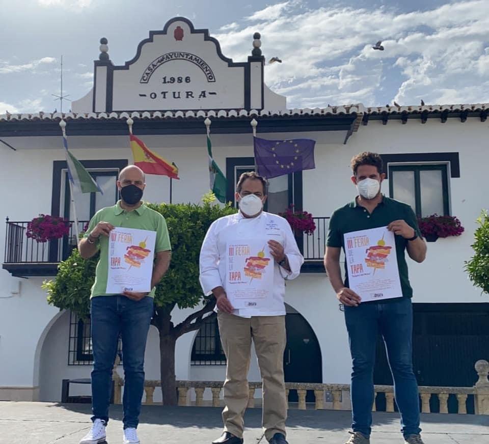 Una decena de bares y restaurantes participan en la III Feria de la Tapa 'Suspiro del Moro' de Otura