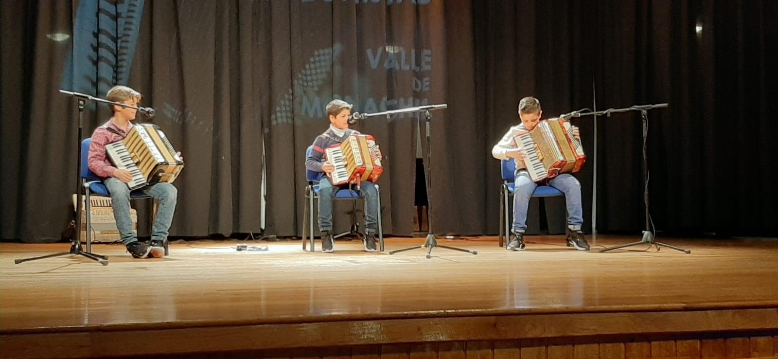 Los mejores acordeonistas del país se darán cita en el V Encuentro Musical del Valle de Monachil