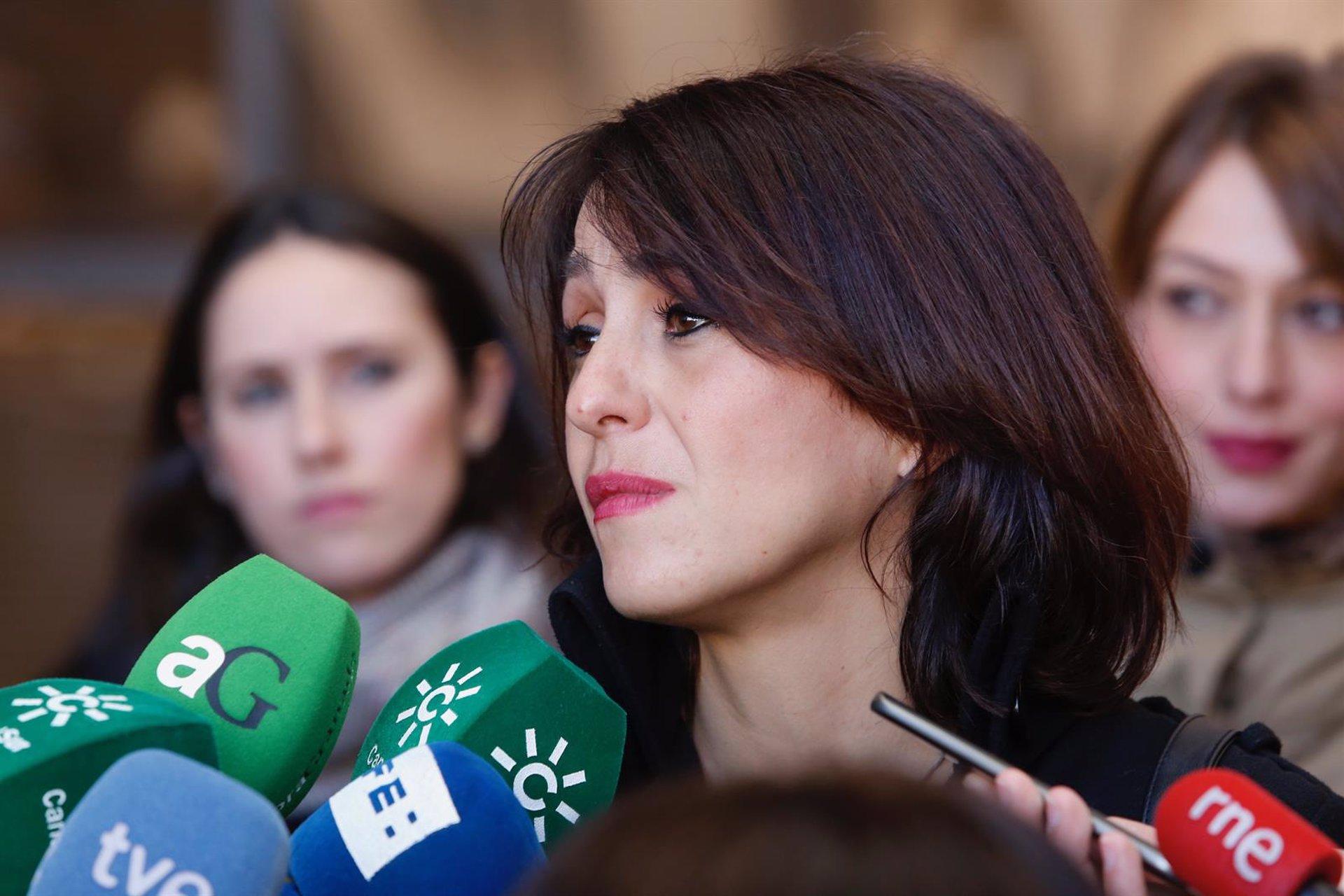 Juana Rivas abona la indemnización de 12.000 euros a su expareja y recurre su ingreso en prisión
