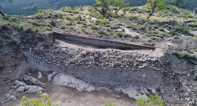 Investigadores de la UGR recuperan el Fuerte de Juviles, el castillo más grande de la Alpujarra