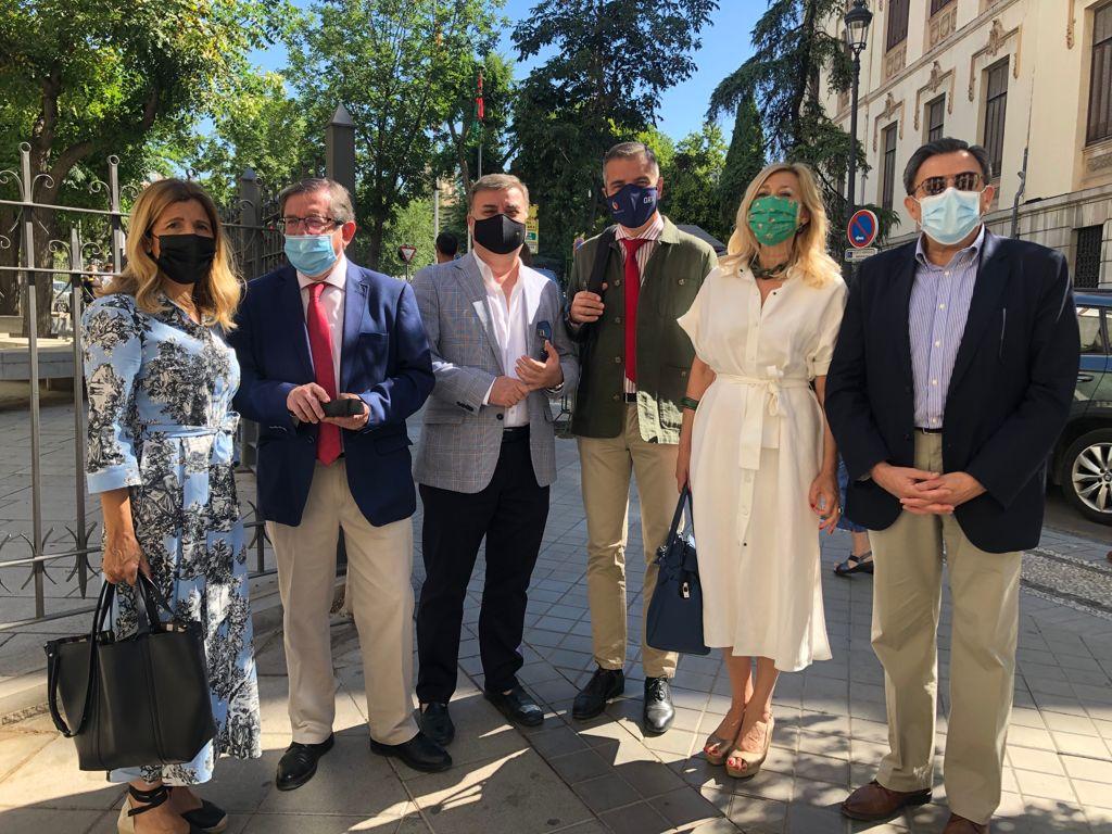César Díaz rechaza el «desmantelamiento de servicios del Gobierno de Sánchez» en el distrito Norte