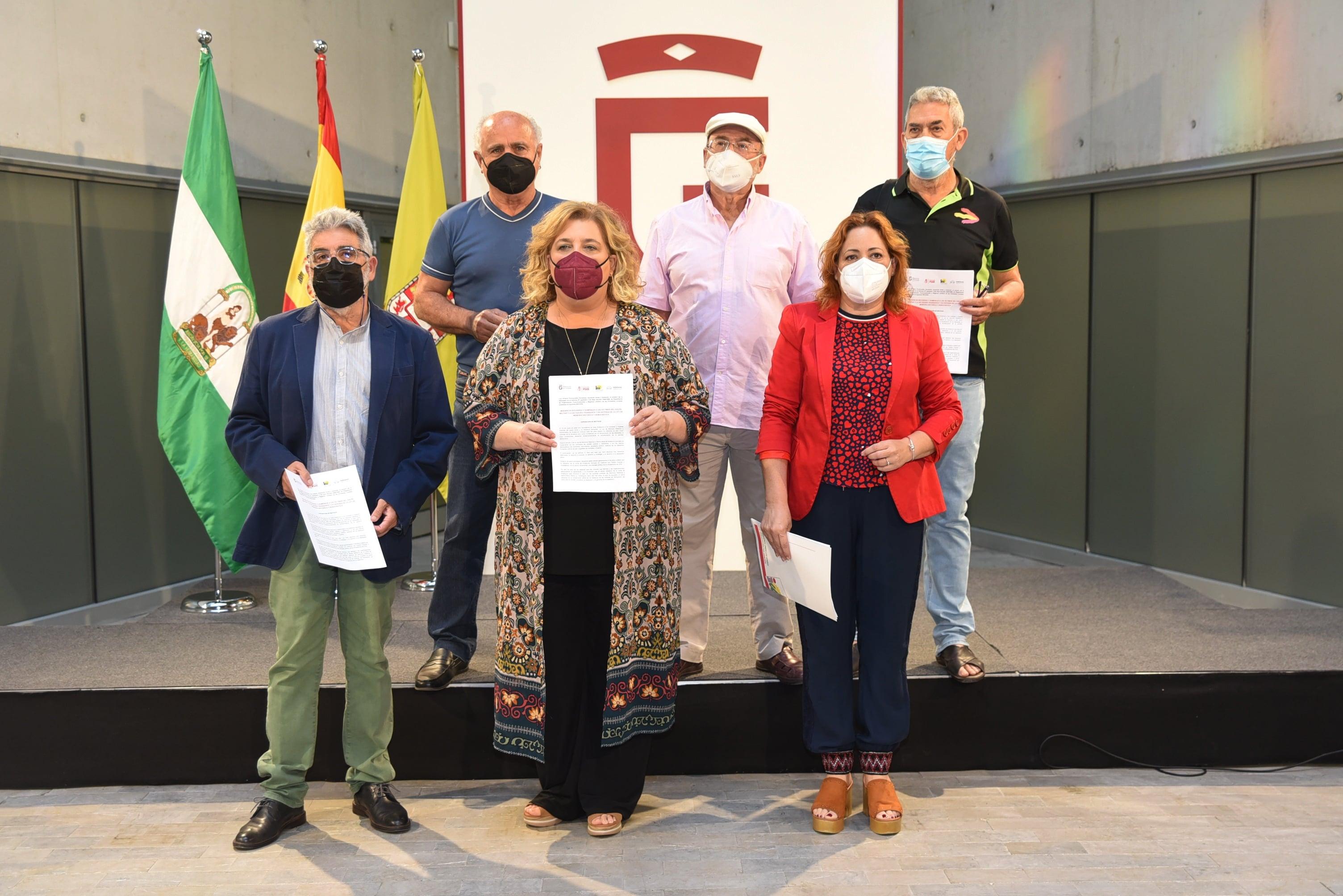 El pleno de la Diputación debatirá una moción para reactivar la Ley de Memoria Histórica de Andalucía