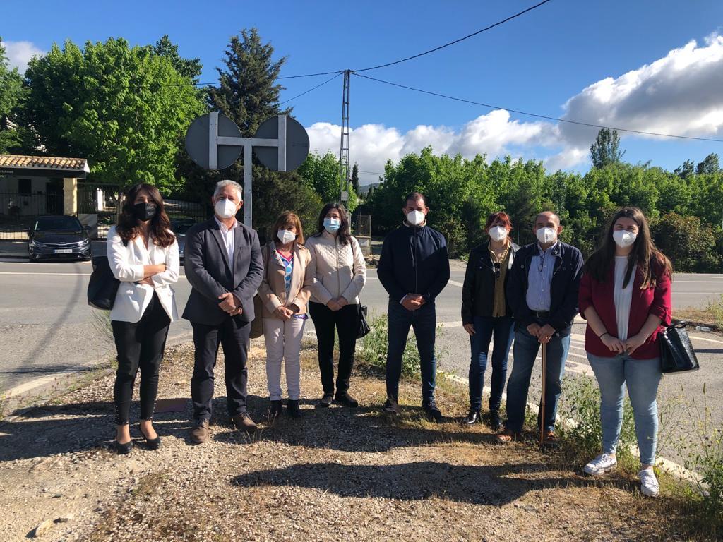 Invierten 860.000 euros en la mejora de la carretera provincial entre Algarinejo y Montefrío