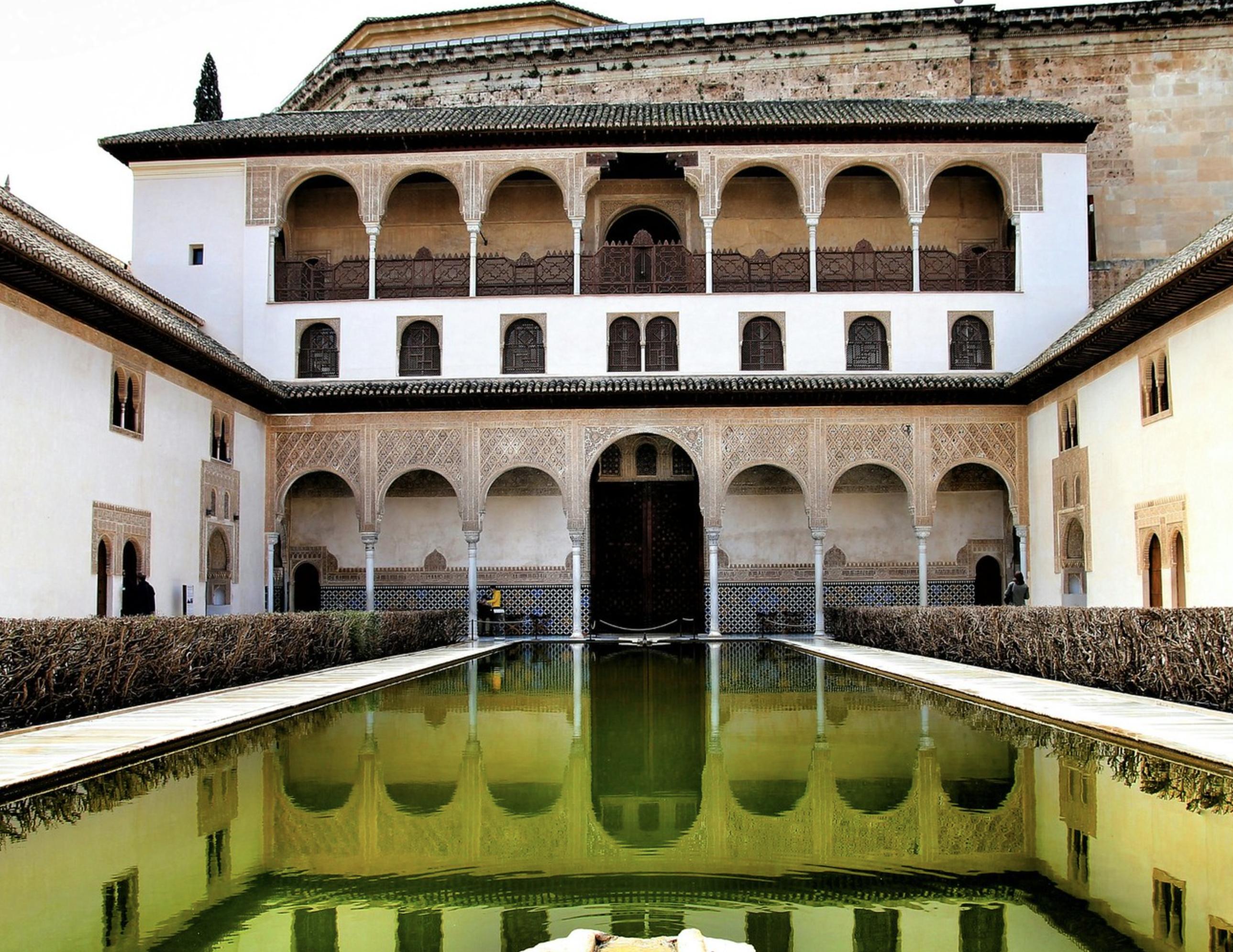 El Comité Español de Historia del Arte premia un TFM de la Universidad de Granada sobre salones protocolarios en palacios islámicos