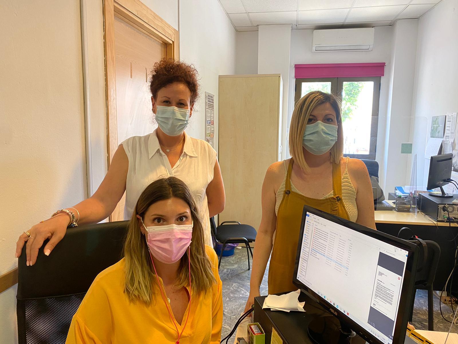 La OMIC de Vegas del Genil duplica su servicio para atender todas las reclamaciones de reservas derivadas de la pandemia