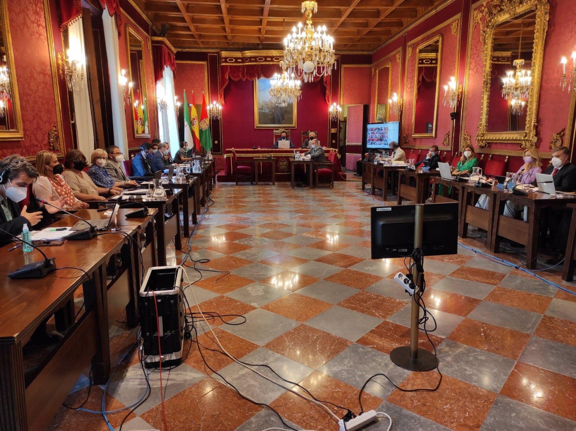 El equipo de gobierno exigirá en el pleno a la Alhambra el parque infantil del barranco del abogado