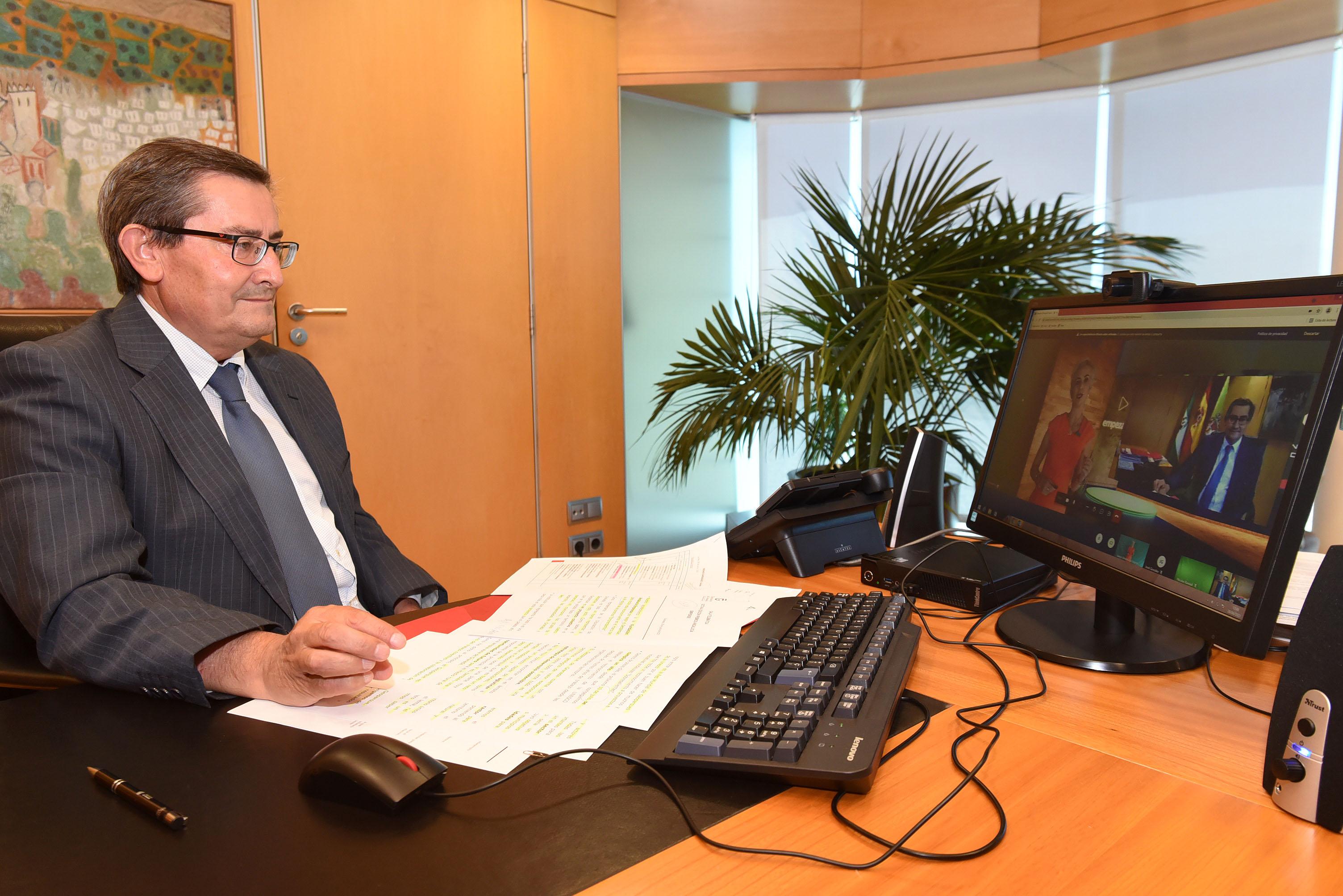 El Geoparque de Granada recibe un reconocimiento de la Fundación Andalucía Emprende
