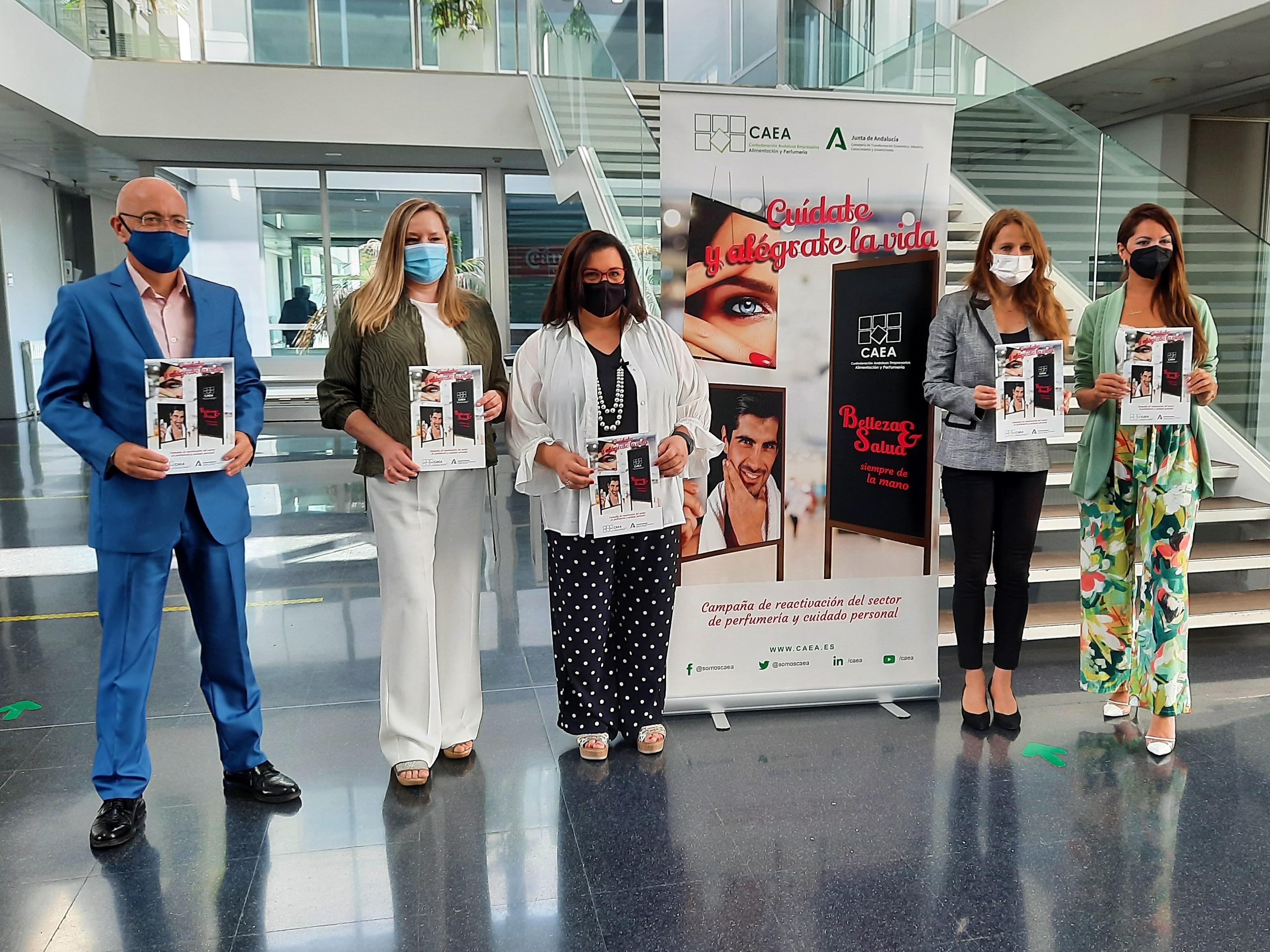 Arranca una campaña para la reactivación del sector de las pefumerías
