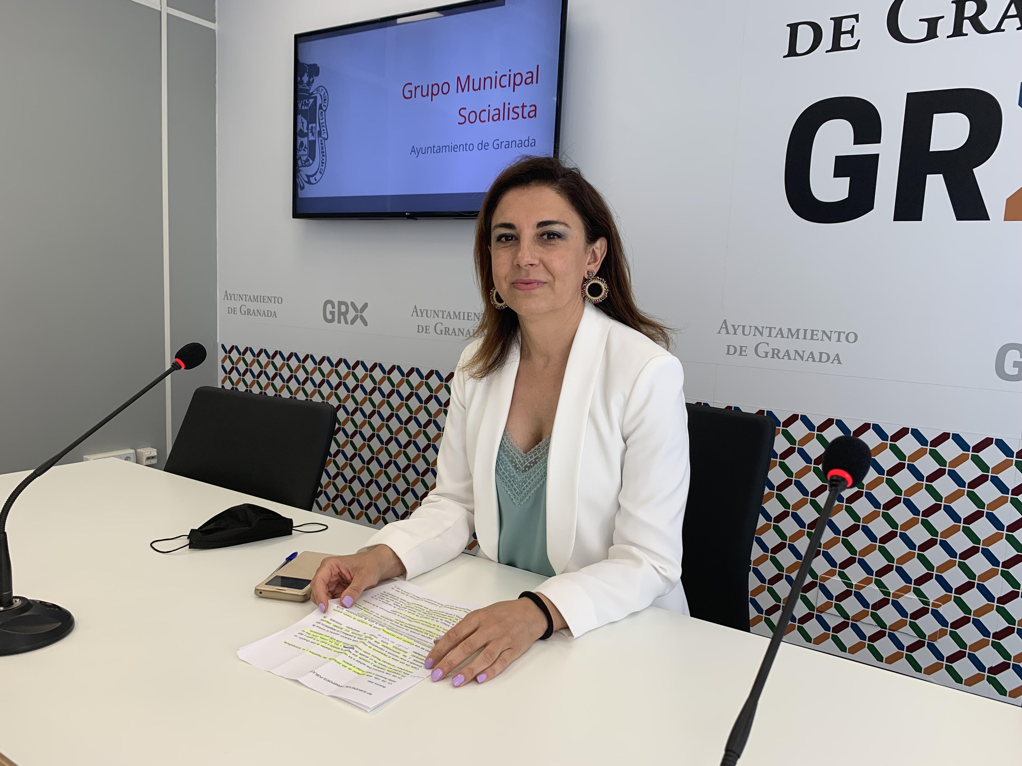 El PSOE teme que Granada pierda una subvención para el transporte público por la inestabilidad política