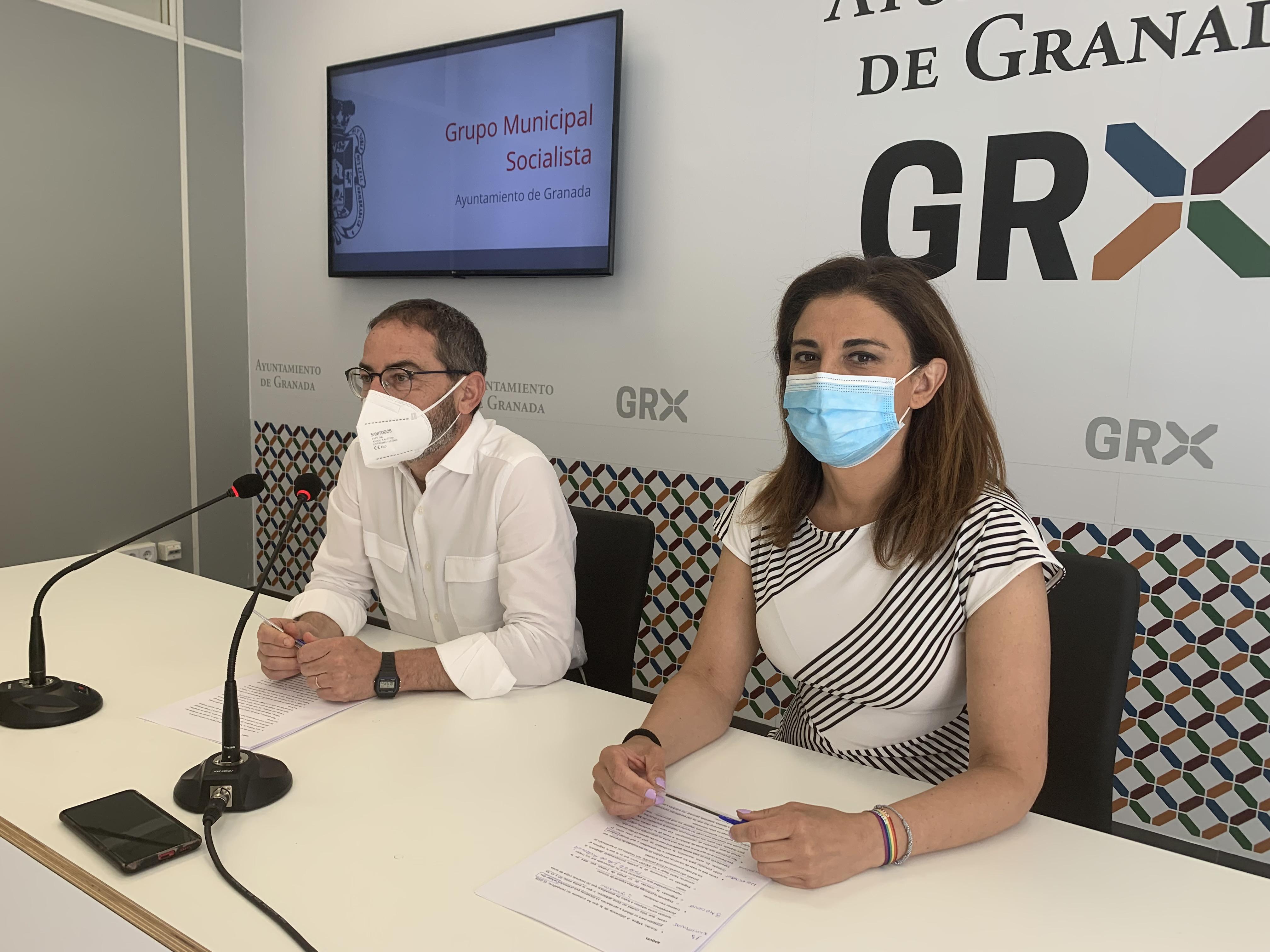 El PSOE presenta mociones para «acabar con la parálisis municipal provocada por el PP»