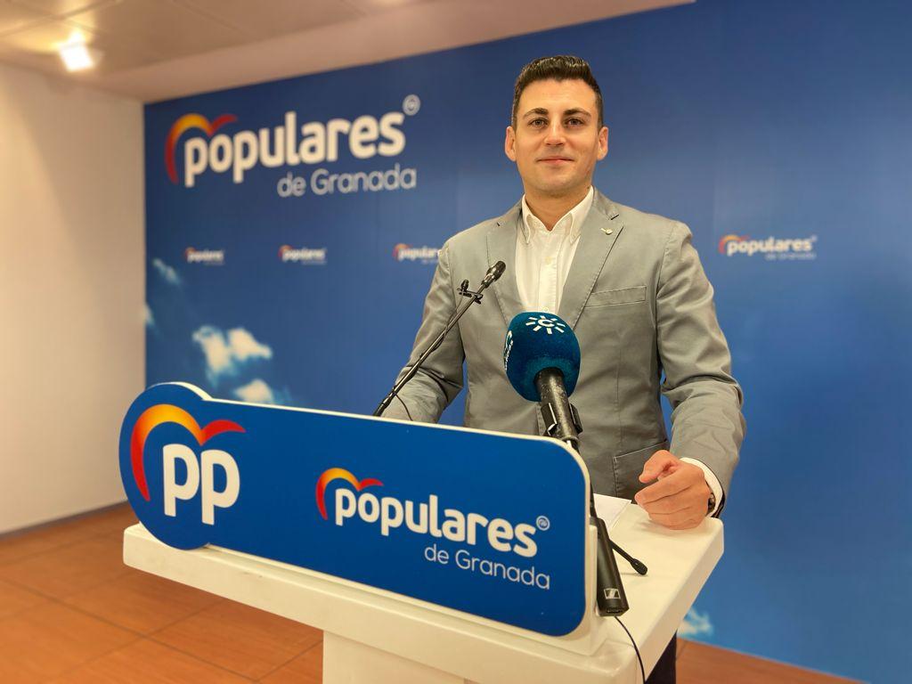 Caracuel resalta las inversiones en materia sanitaria del Gobierno Andaluz tras aprobarse 12,8 millones para Granada