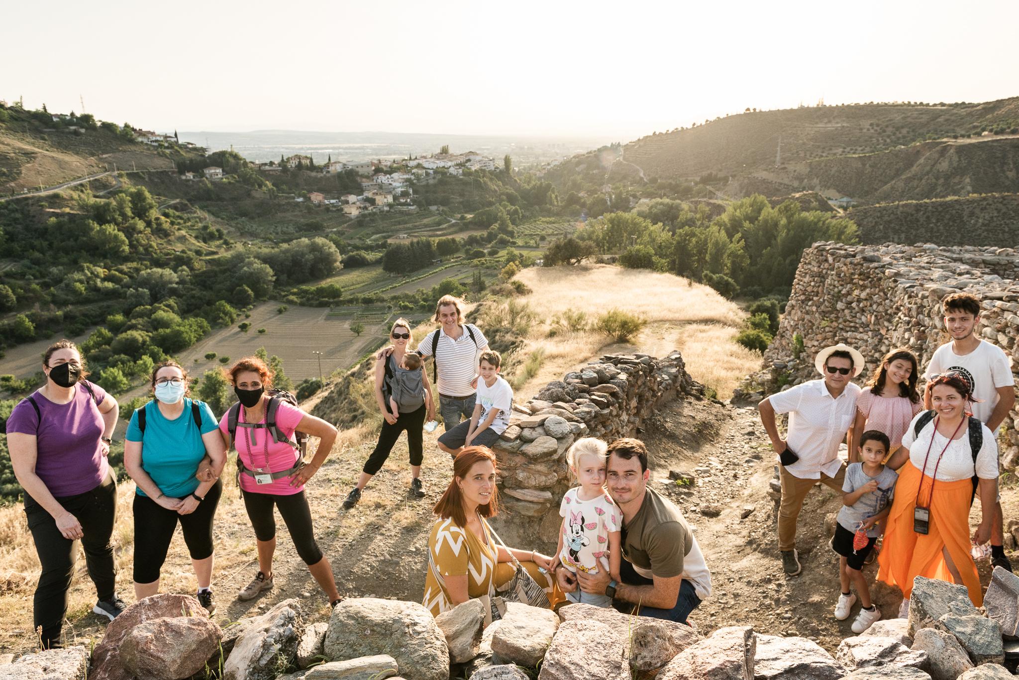La Diputación de Granada promociona la provincia como destino de turismo familiar