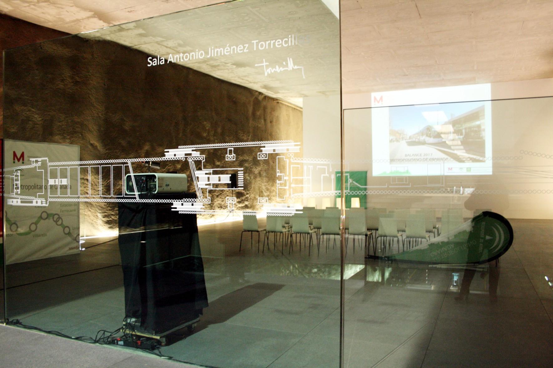 La Junta licita la adecuación de una sala de usos múltiples en el vestíbulo norte de Alcázar Genil