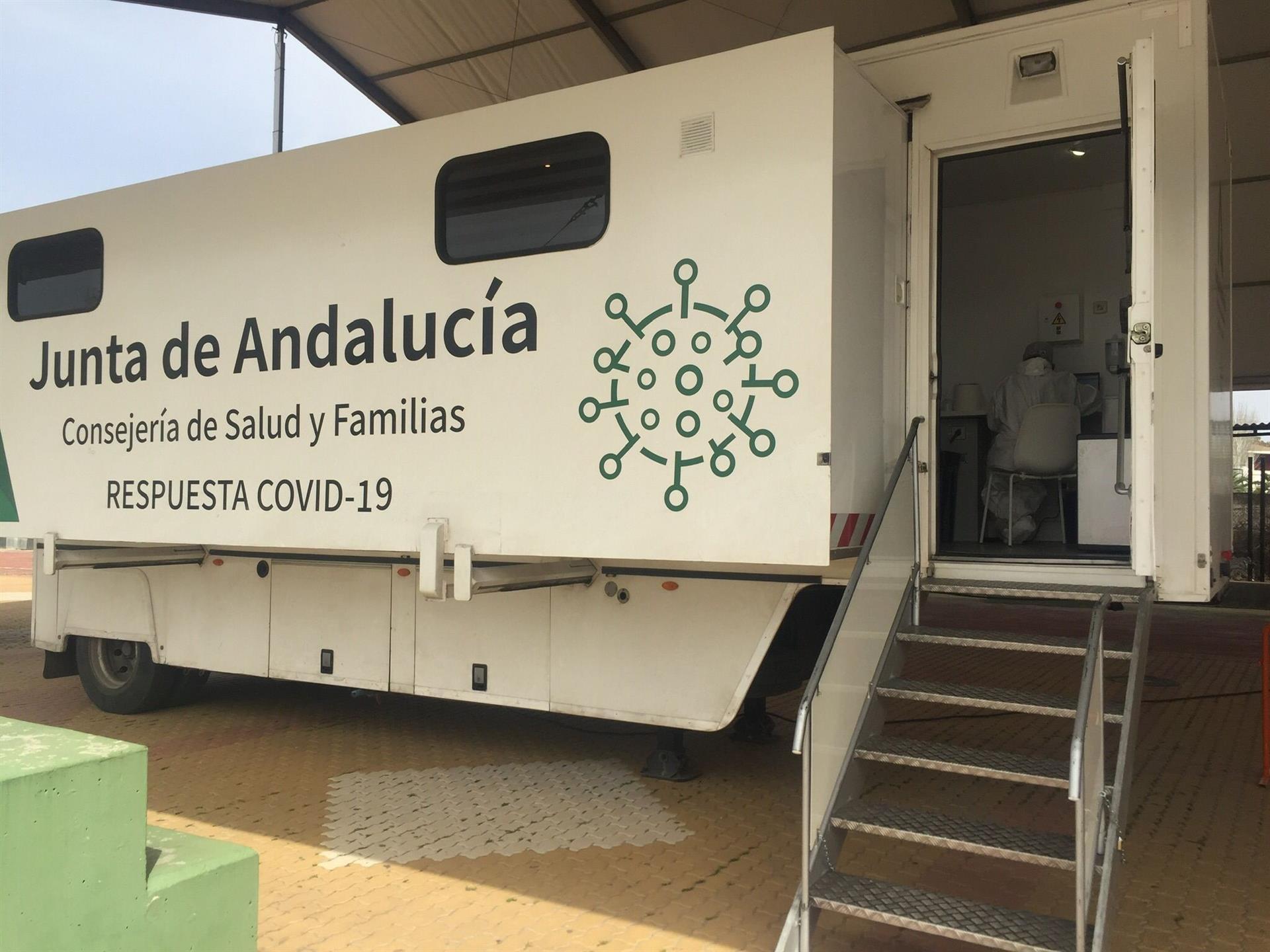 Salud realiza cribados en otros siete municipios granadinos