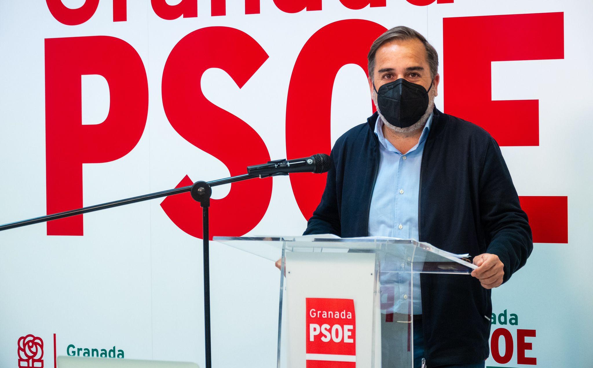 El PSOE exige la dimisión inmediata del gobierno de la ciudad de Granada