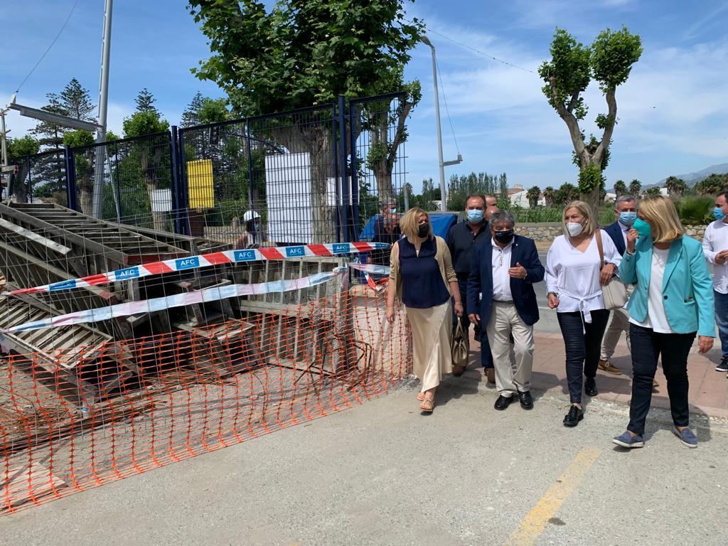 Amplían el Parque de Bomberos de Motril para incorporar un centro de emergencias