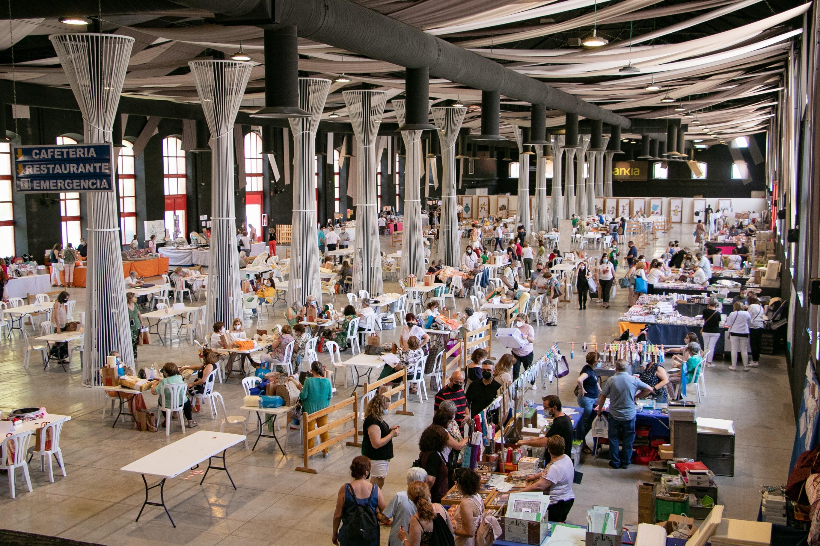 Más de 6.000 personas disfrutan de 'Crearte Granada DIY'