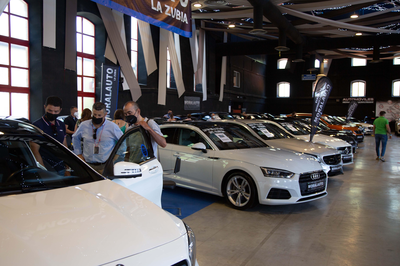 El Salón del Vehículo de Ocasión cierra con mas 400 coches vendidos en Fermasa