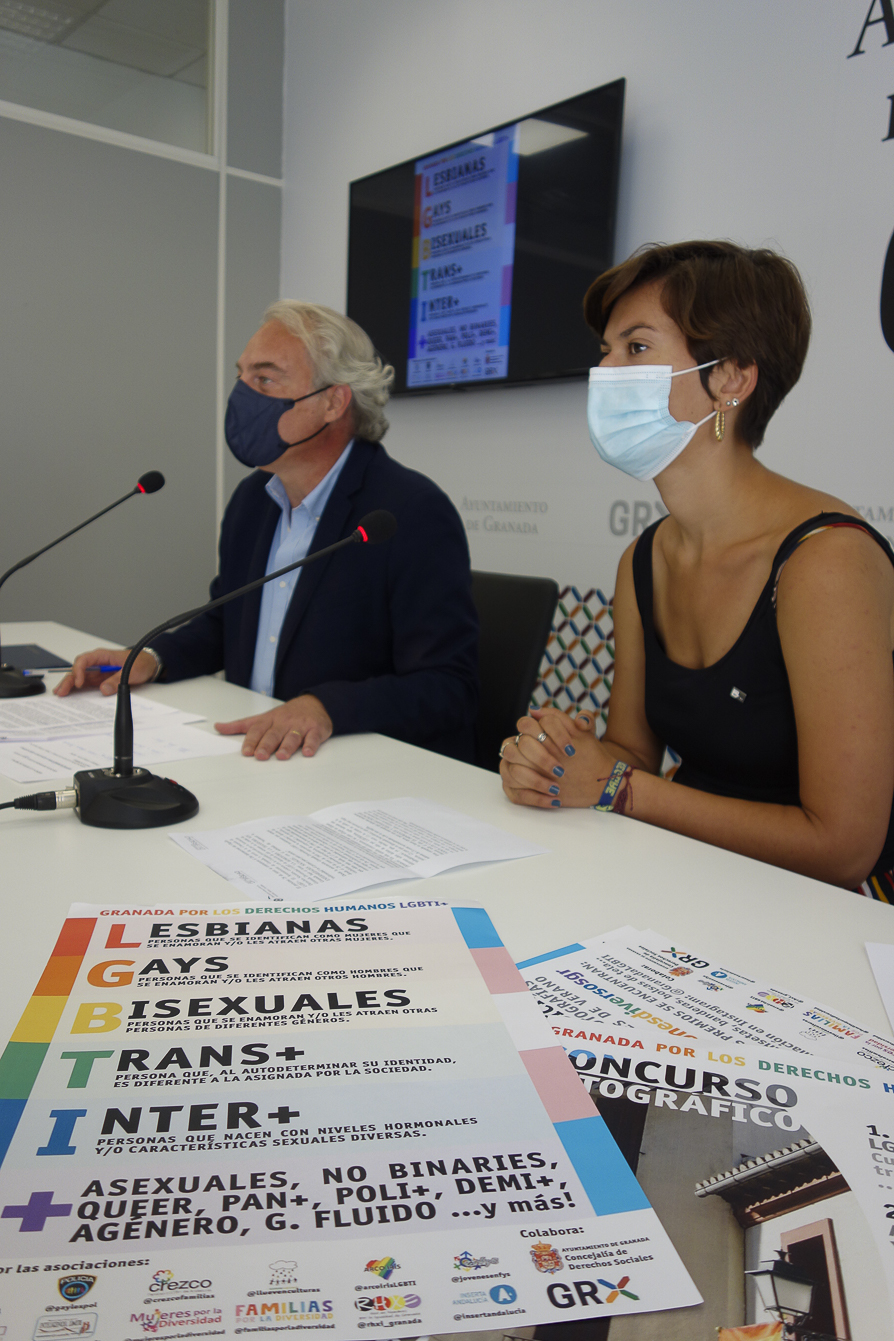 El Ayuntamiento presenta el programa de actividades para la conmemoración del día del orgullo LGTBI+
