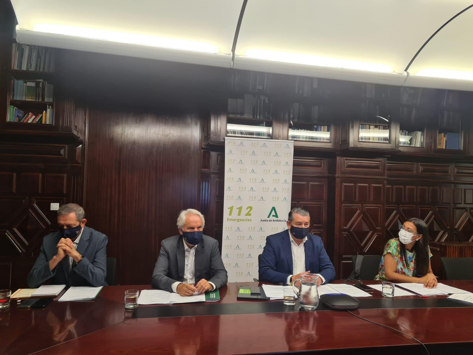 La Comisión Permanente de Protección Civil homologa 141 nuevos planes de emergencia