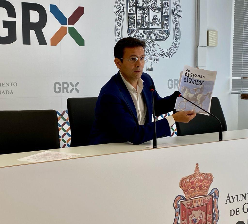 Cuenca presenta un plan de 40 medidas para el «rescate» de la ciudad