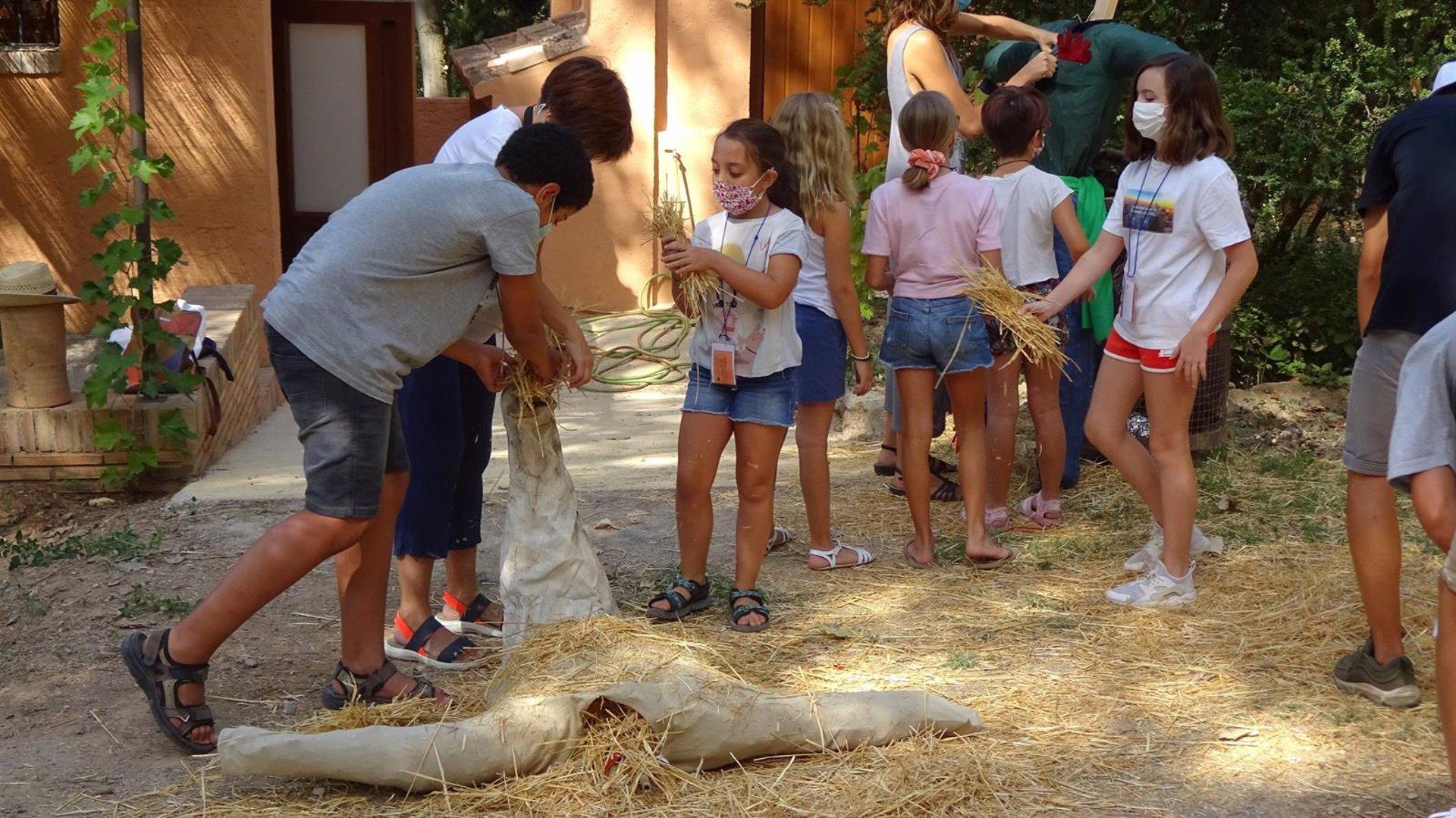 La Alhambra abre el plazo de reserva para su programa educativo de verano