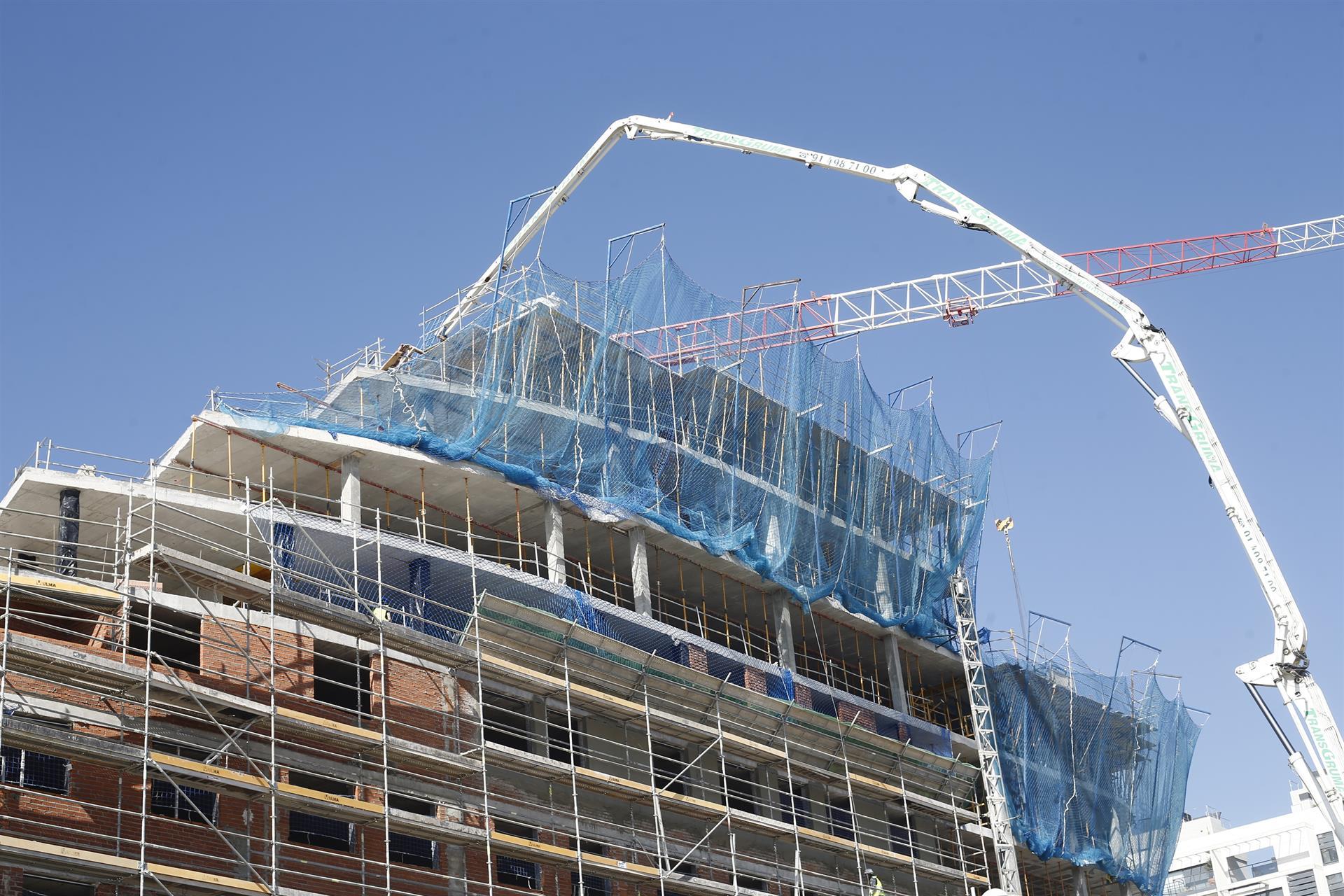 El precio de la vivienda libre sube en Andalucía un 0,7% en el primer trimestre del año