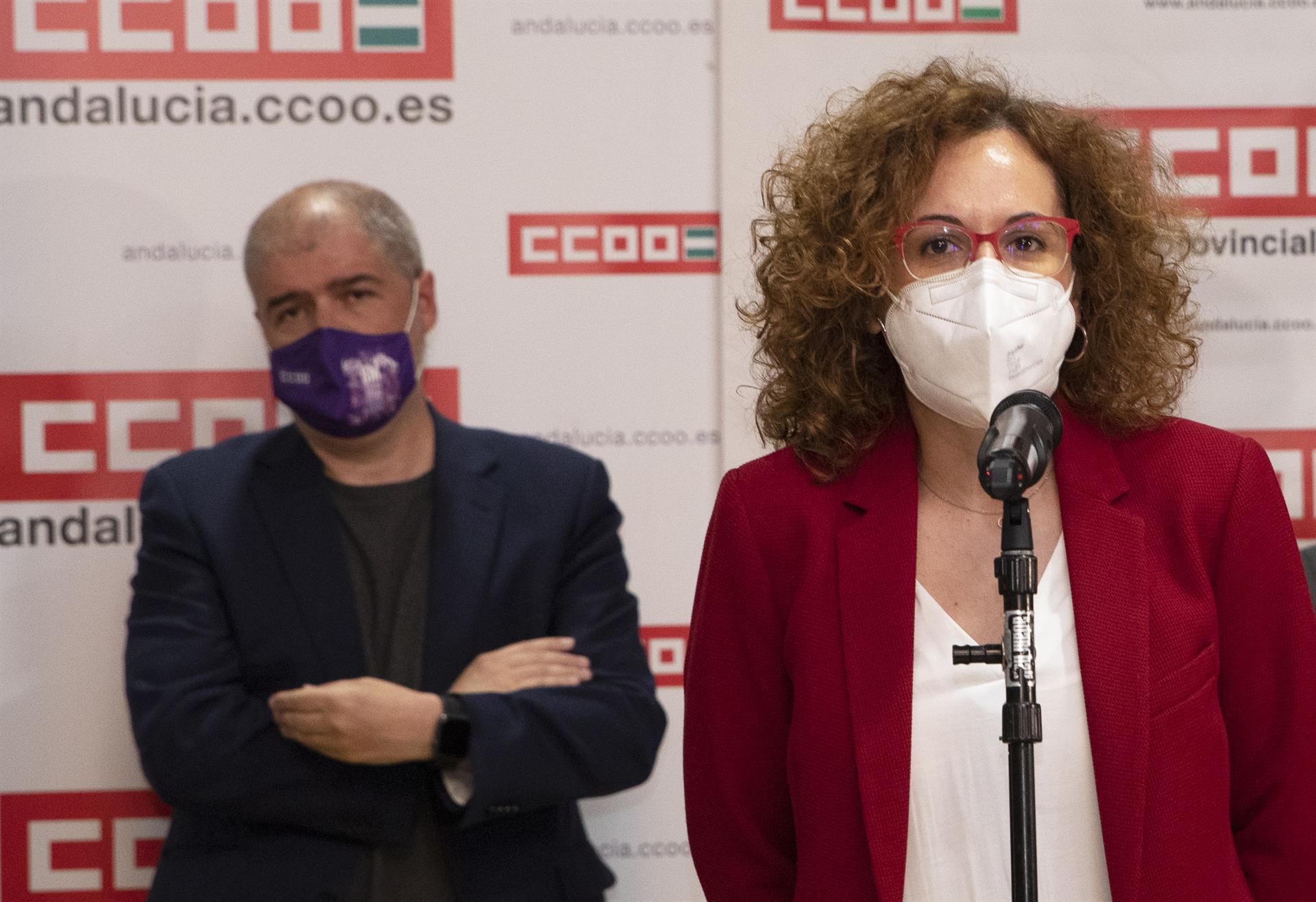 CCOO-A arranca este miércoles su 13 congreso, que tiene a Nuria López como única candidata