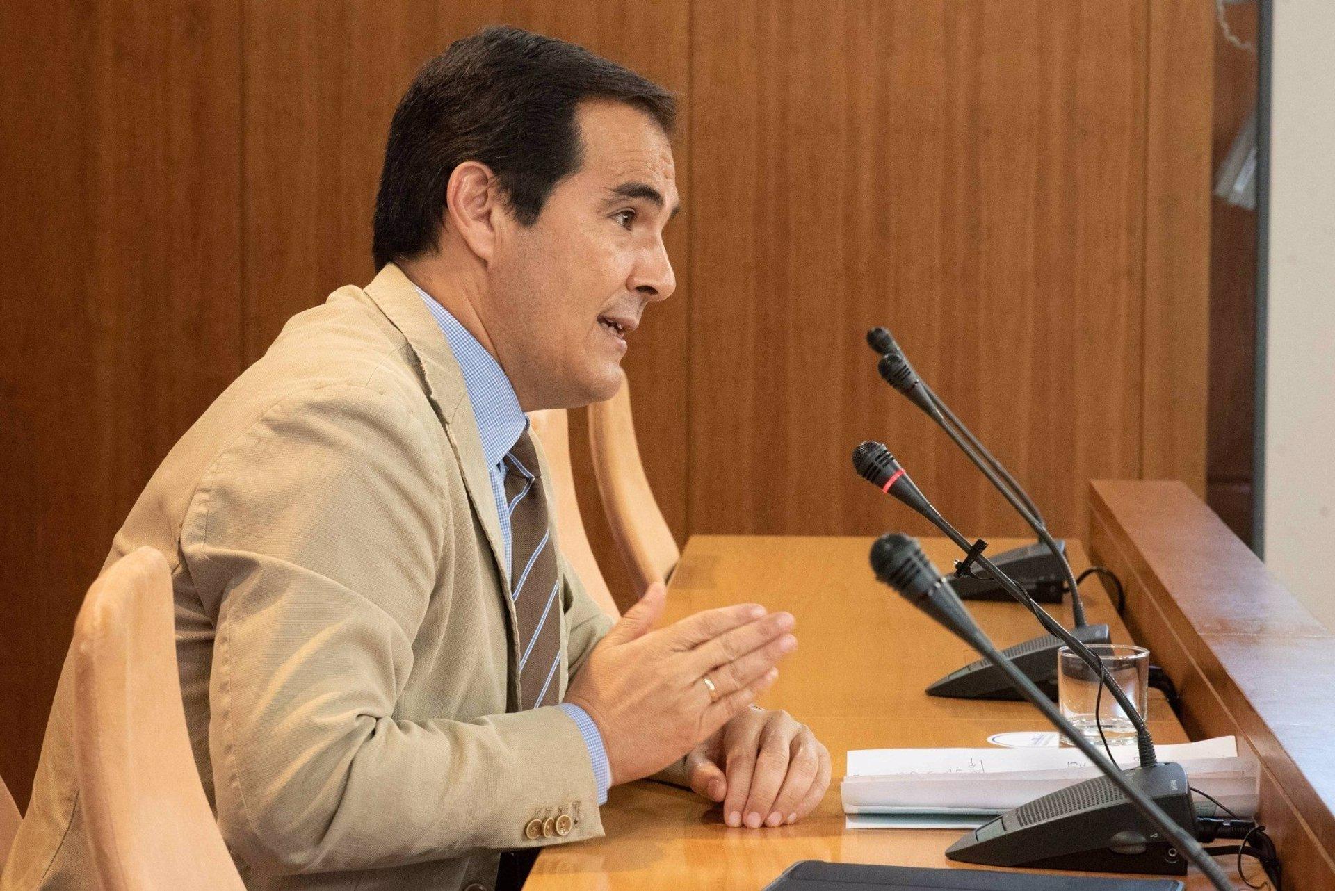 PP-A cree que Vox «mata moscas a cañonazos» pidiendo disolver el Ayuntamiento: «La solución es mucho más fácil»