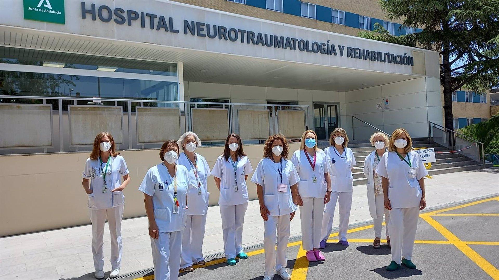El Hospital Virgen de las Nieves, premiado por el trabajo de radiodiagnóstico en la atención al ictus