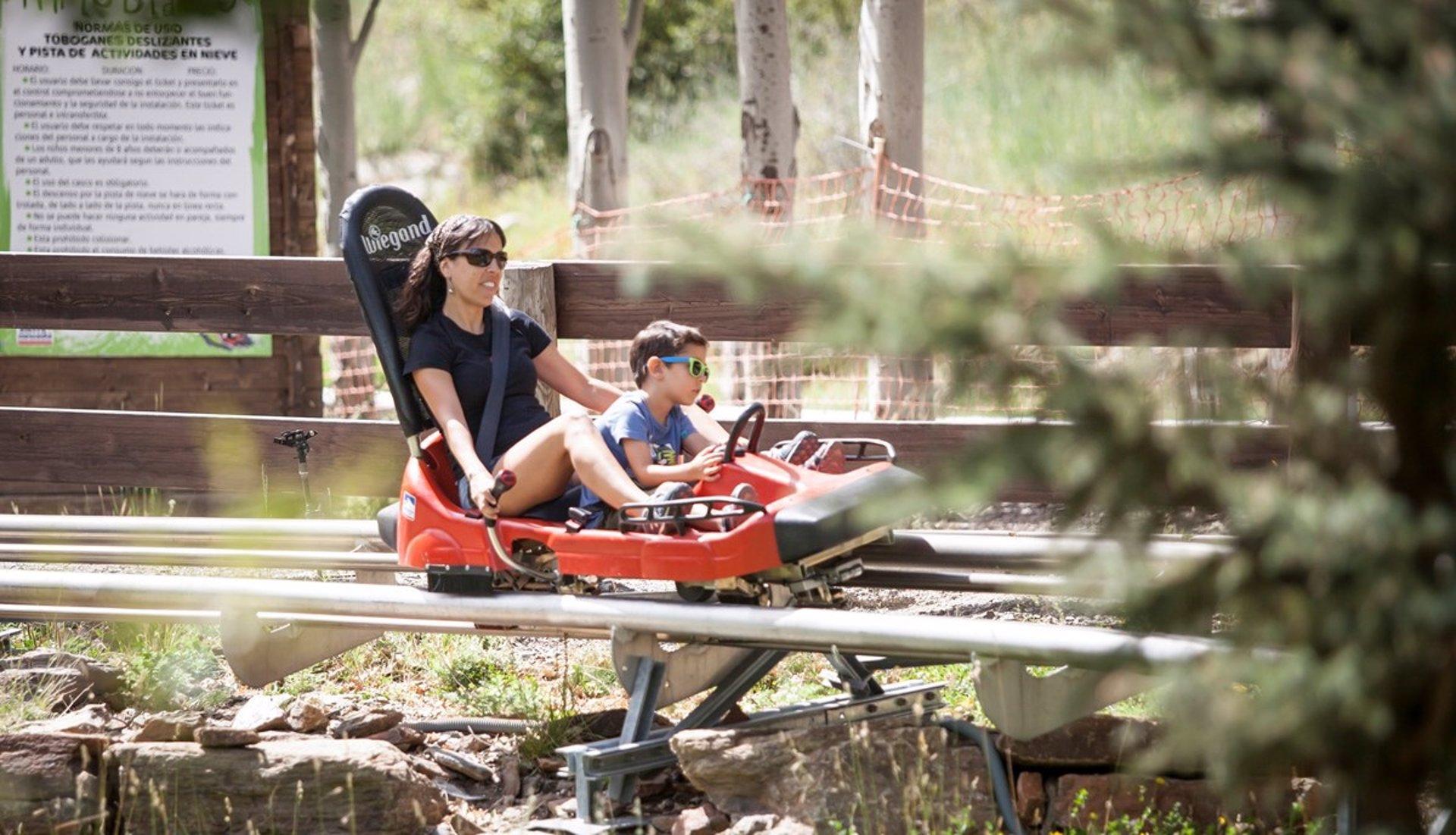 Sierra Nevada abrirá sus instalaciones de verano el 10 de julio