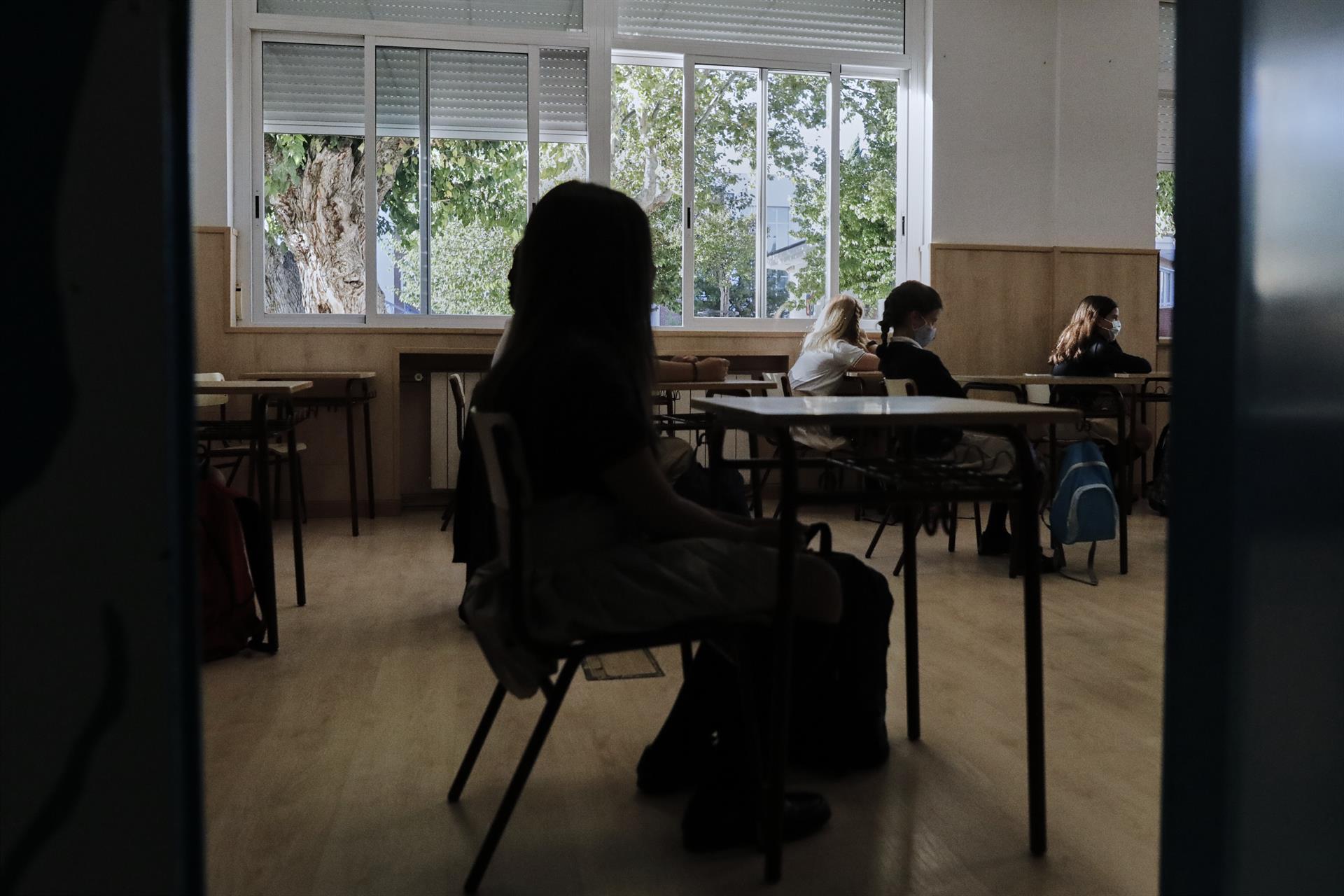 Andalucía llega a fin de curso con ningún centro escolar cerrado y 82 aulas afectadas, 33 menos que el viernes