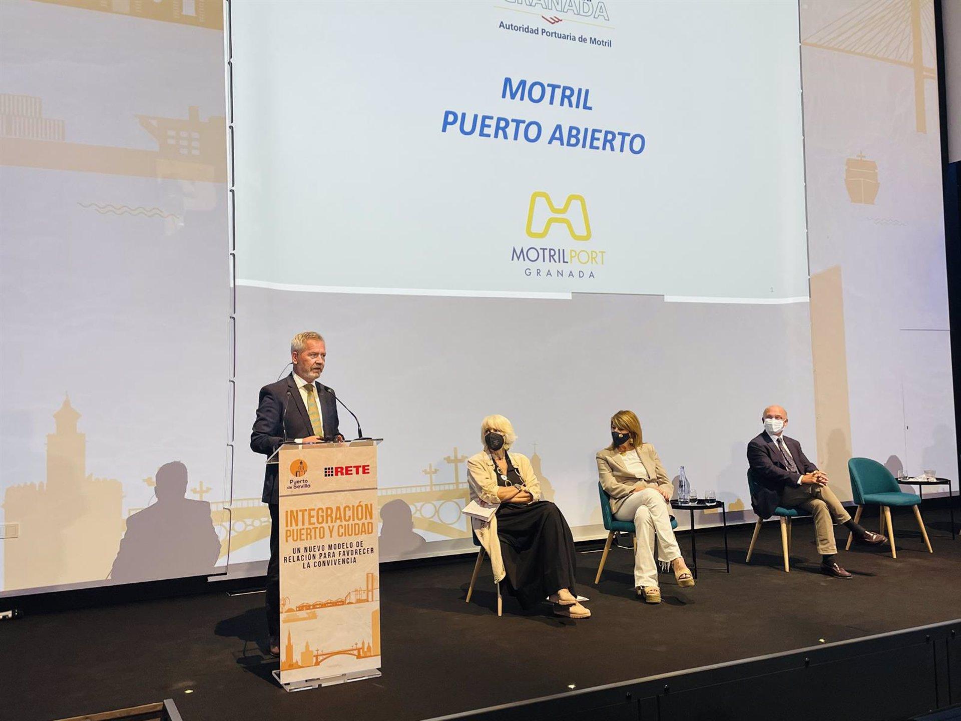 El Puerto presenta su proyecto de integración con la ciudad en un foro internacional