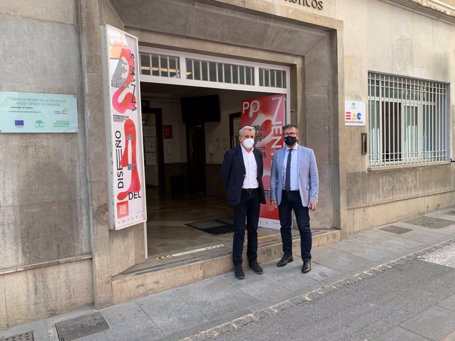 La Escuela de Arte recibe la denominación oficial del histórico cineasta José Val del Omar