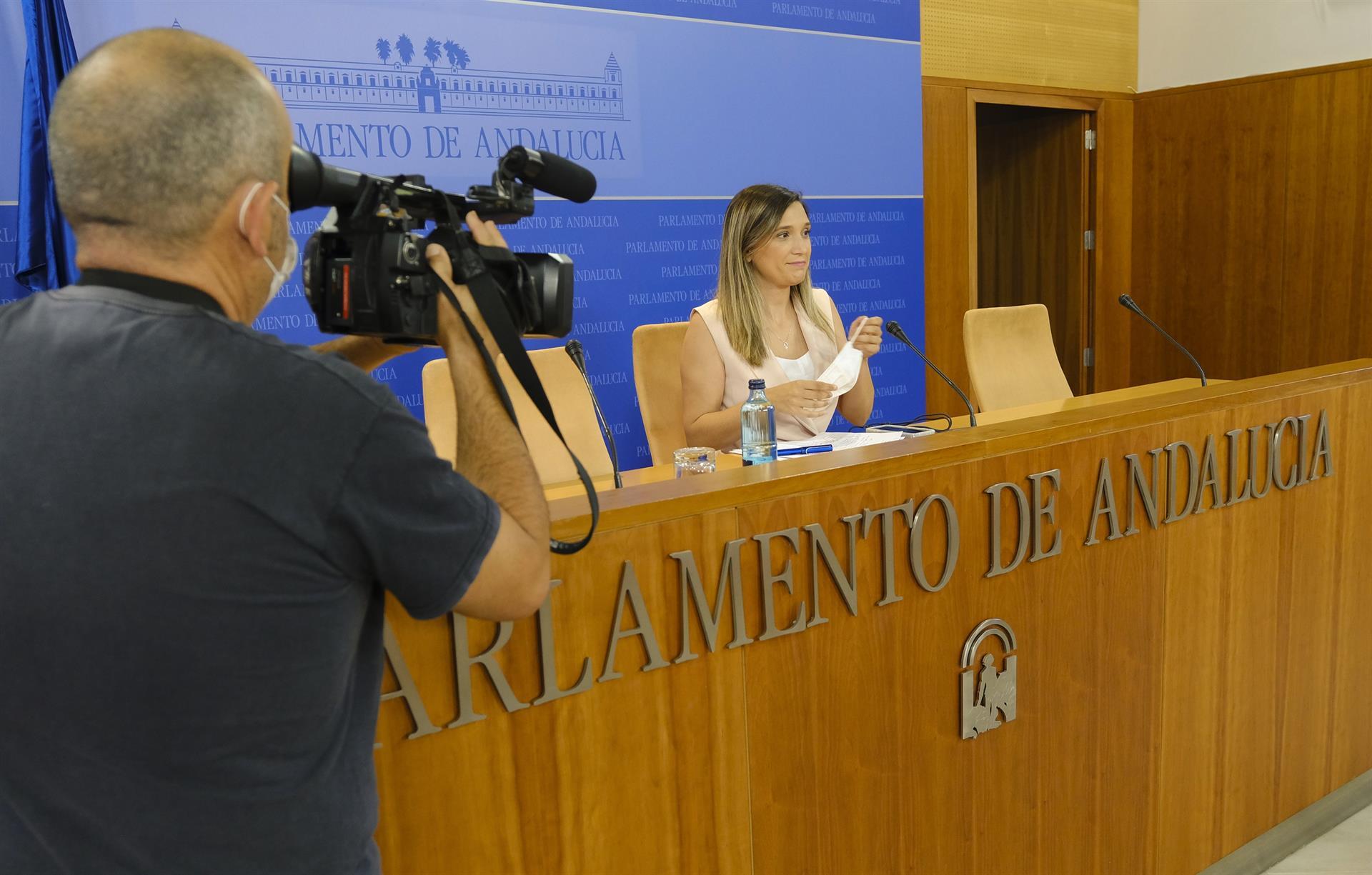 PSOE-A reafirma su «preocupación» por la incidencia en Andalucía y pregunta por el plan de verano de la Junta