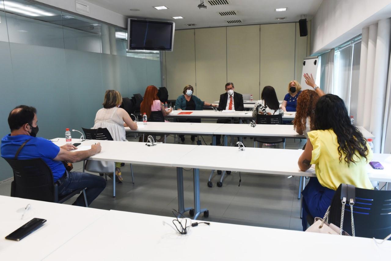 Diputación apoya las reivindicaciones de los agricultores de Motril, Carchuna y Calahonda