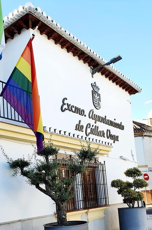 Cúllar Vega se adhiere a la Red Nacional de Municipios Orgullosos