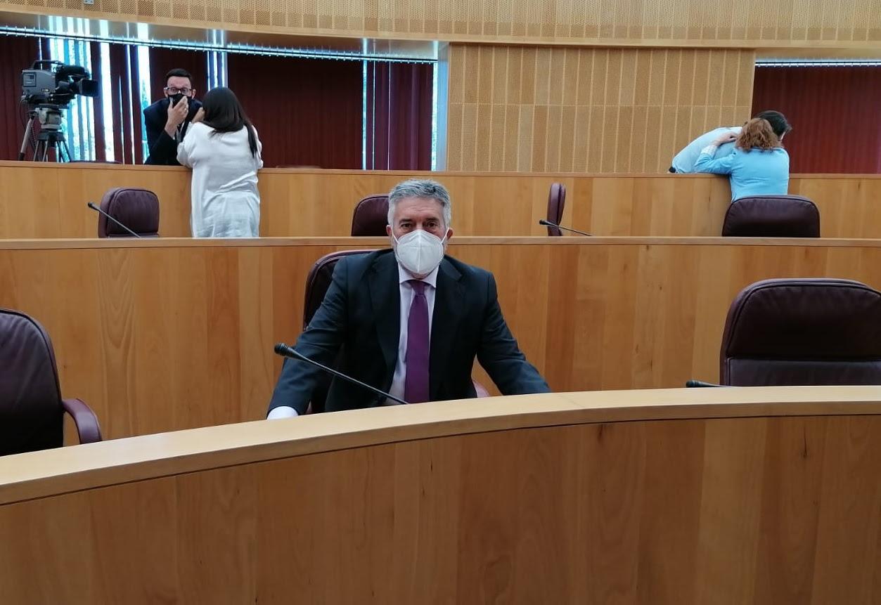 Diputación aprueba estudiar la creación de un polígono industrial en Albolote a propuesta de Ciudadanos