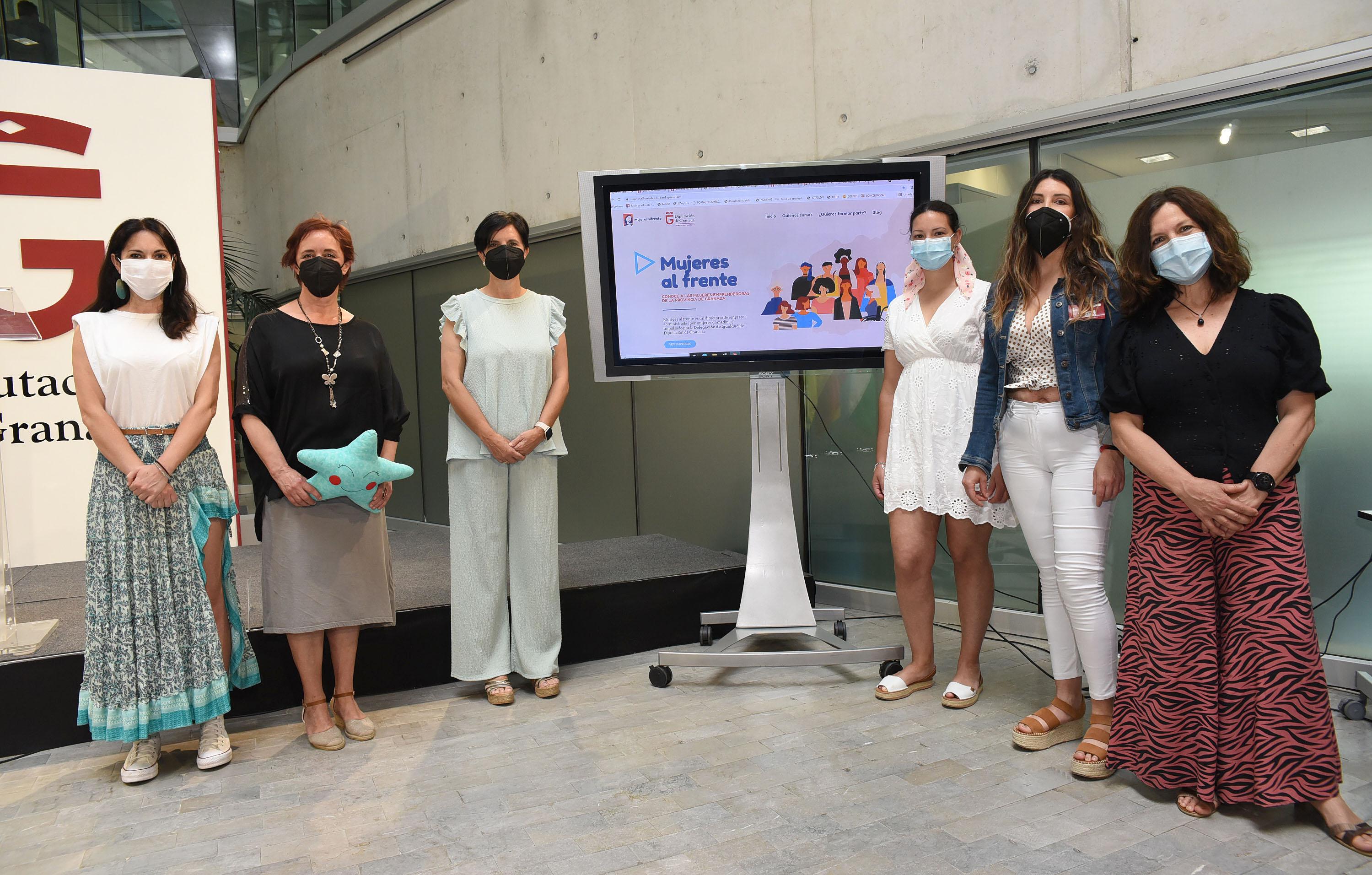 Crean una web para que mujeres emprendedoras de la provincia promocionen sus negocios