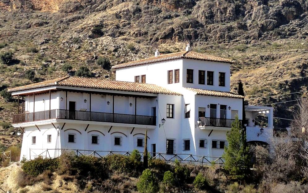 El reacondicionamiento del centro de visitantes del Parque Natural Sierra de Castril tendrá un coste de 400.000 euros