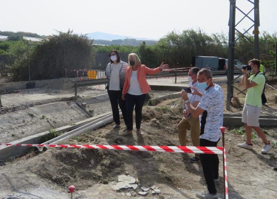 La Junta destina 217.352 euros a la mejora del Camino del Canal Secundario de Motril