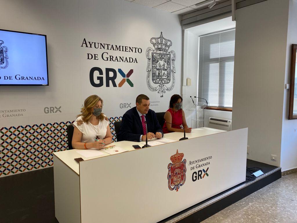 Vox abandona el «Pacto por Granada»