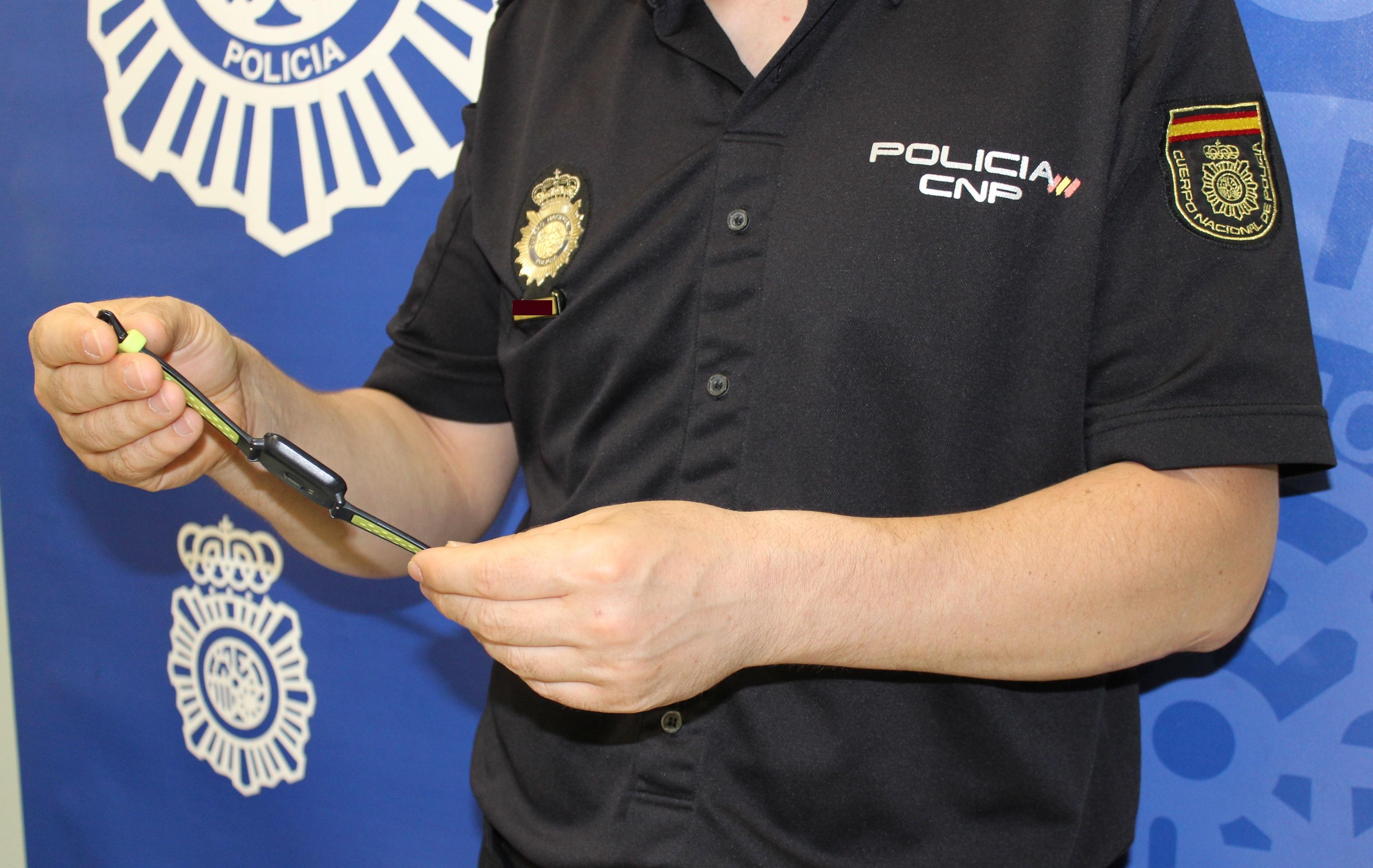 Detienen al presunto autor de un robo con violencia en el agredió a la víctima para sustraerle un reloj inteligente