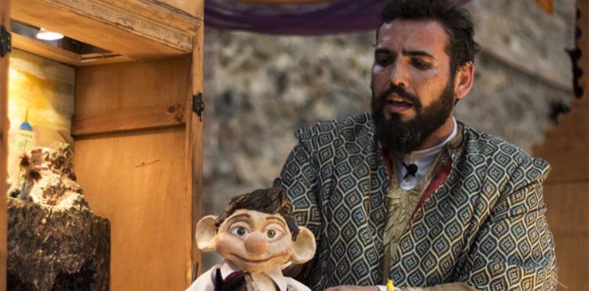 'La gran aventura de Aladino y la lámpara maravillosa', en el teatro al aire libre de Huétor Tájar