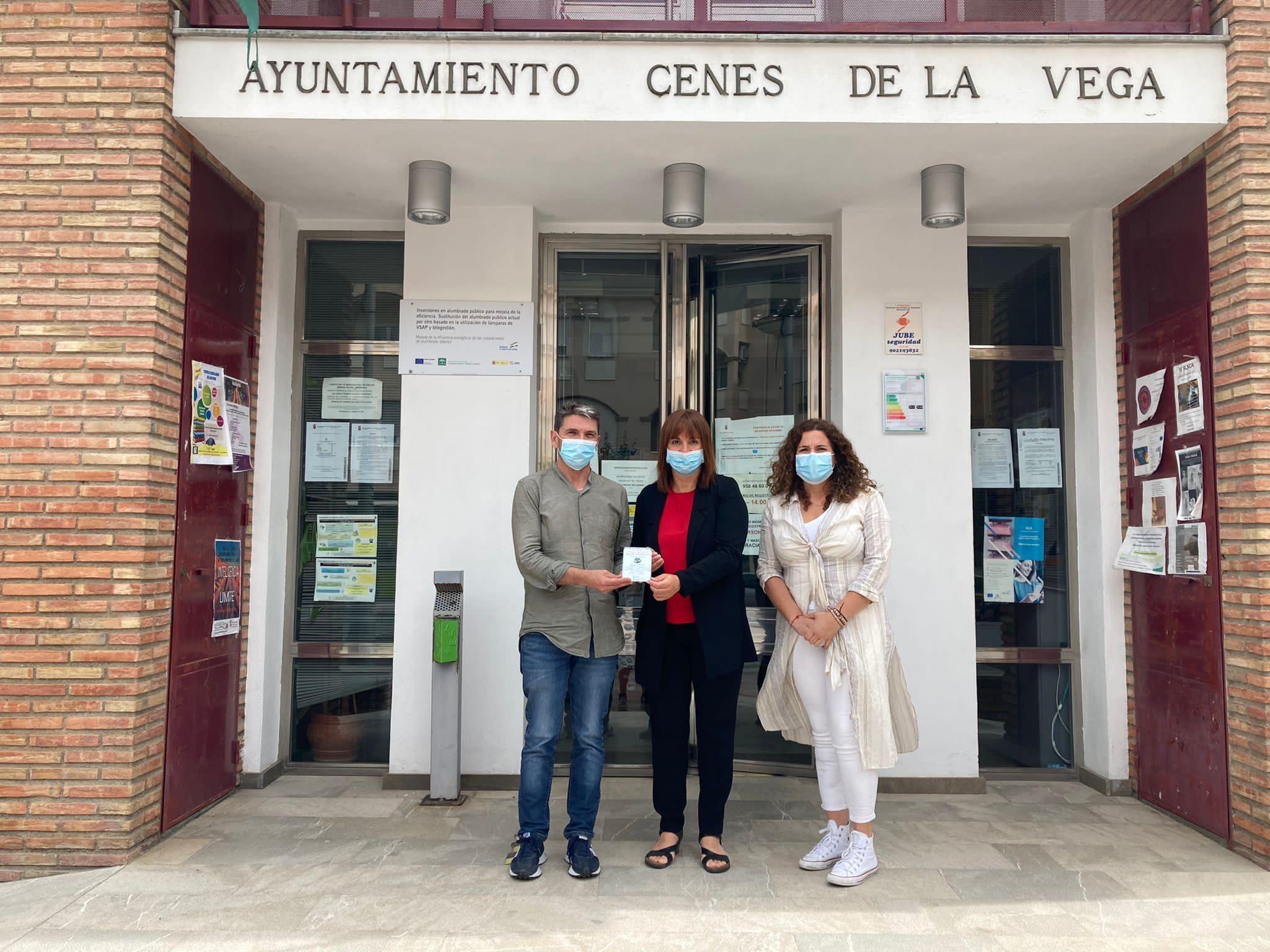 Cenes de la Vega recibirá más de 76.000 euros en ayudas para contratos destinados a personas con dificultades