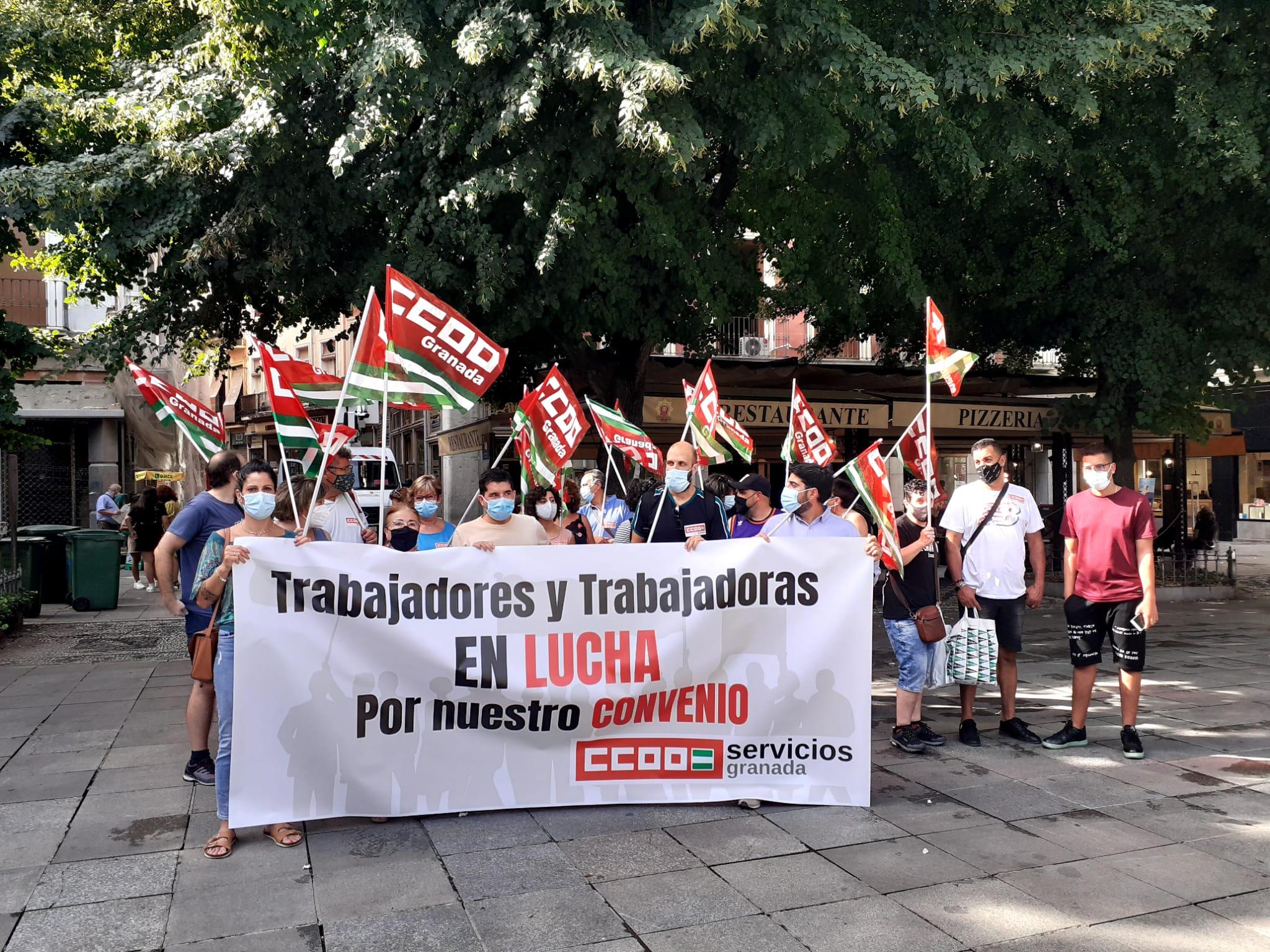 CCOO denuncia la parálisis en la negociación del convenio colectivo de hostelería