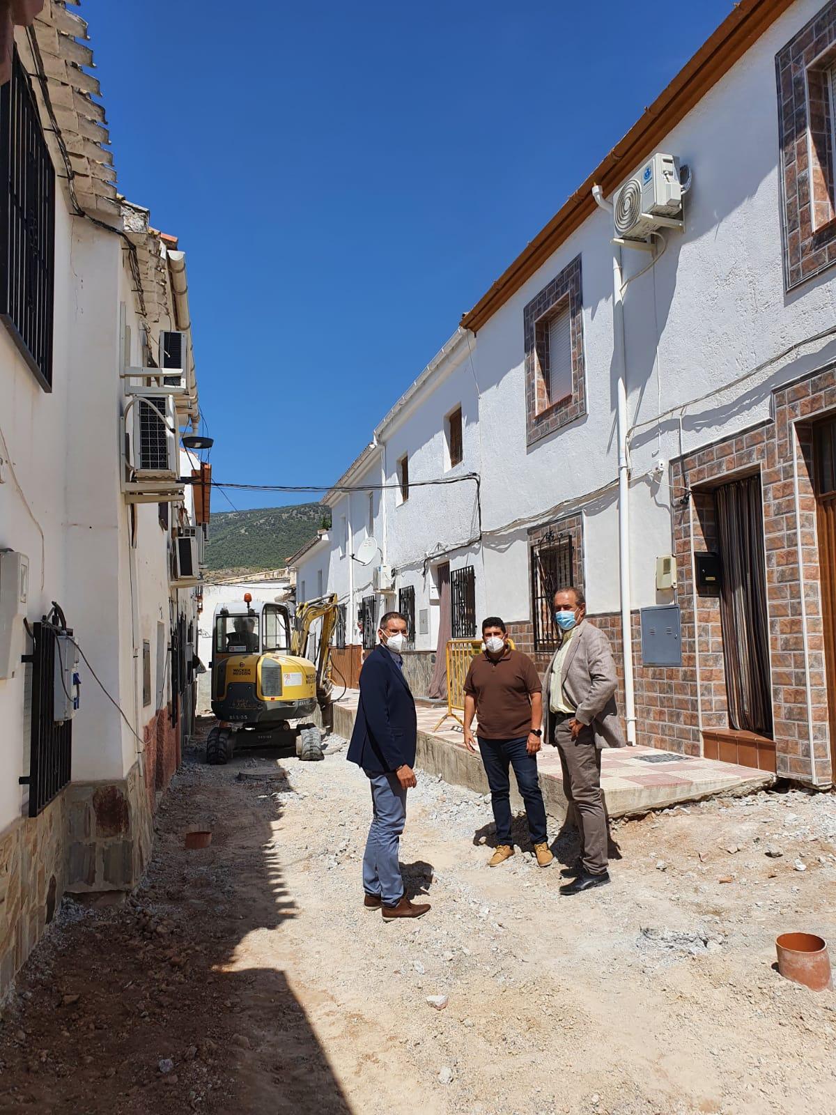 Administración Local invierte más de 808.500 euros en reparar daños de la DANA en Íllora