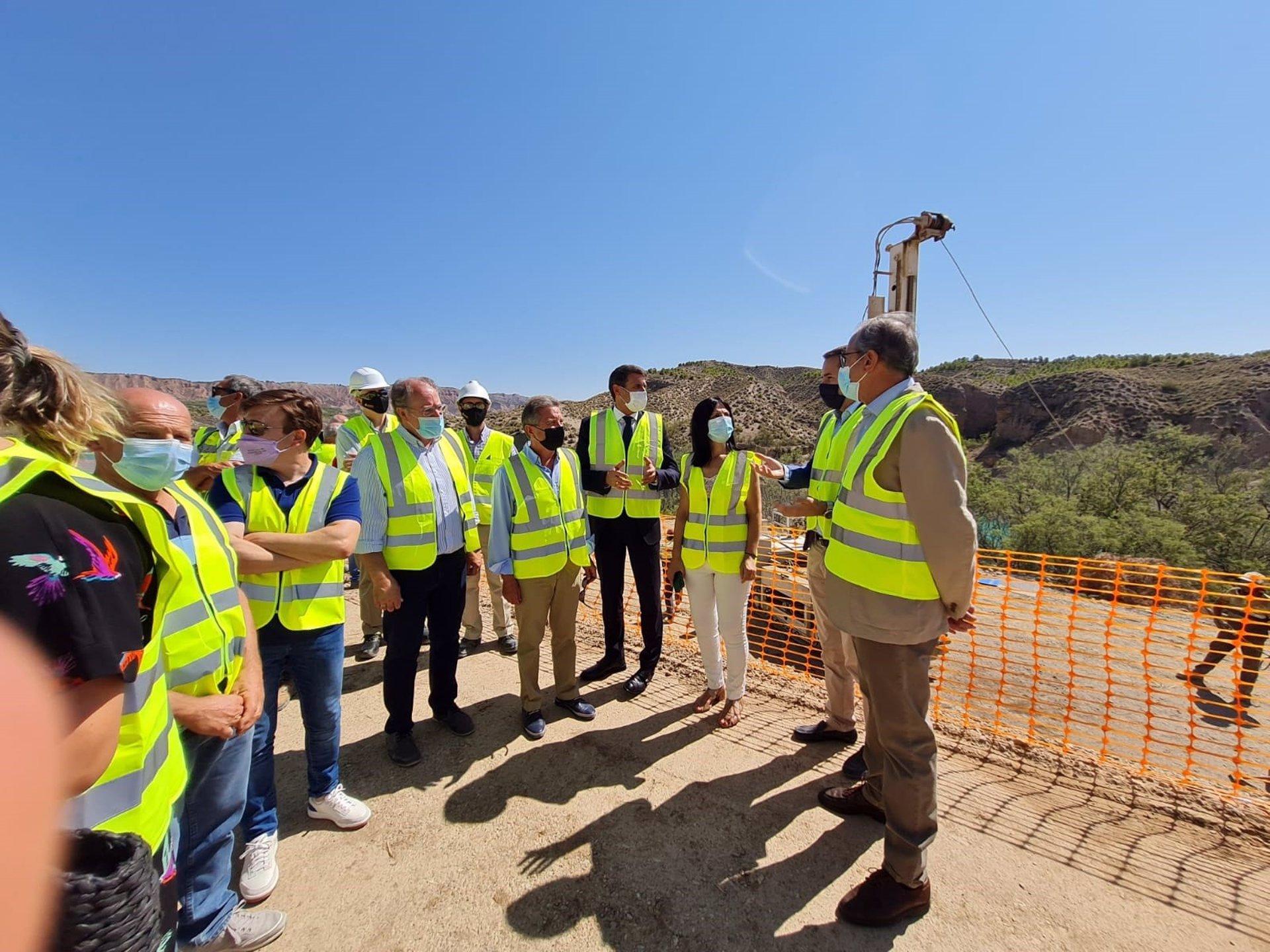 El Gobierno invertirá diez millones de euros en la mejora de embalses del norte de Granada y Jaén