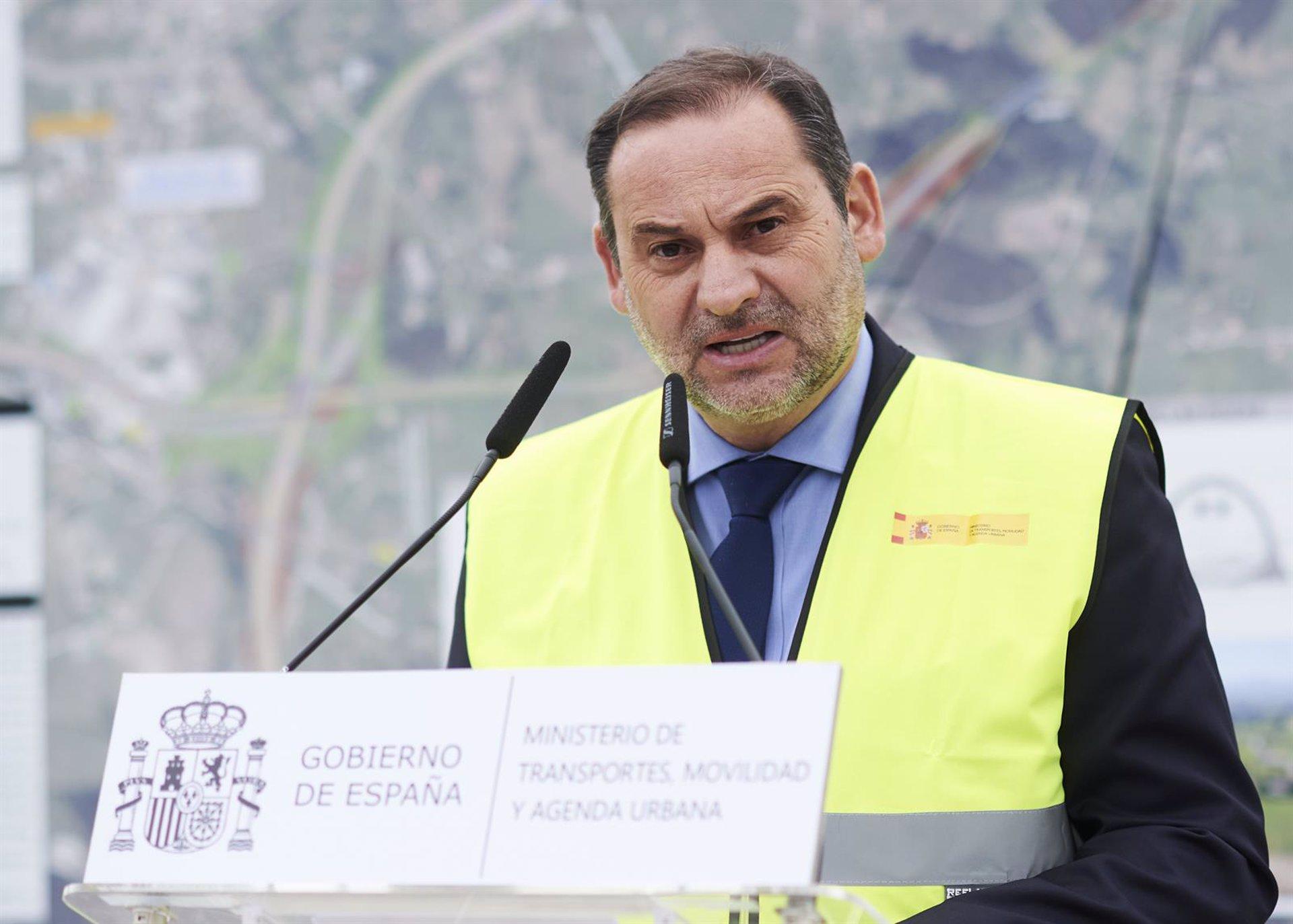 Ábalos anuncia que antes de finalizar el año se licitará el último tramo de la GR-43 entre Atarfe y Granada