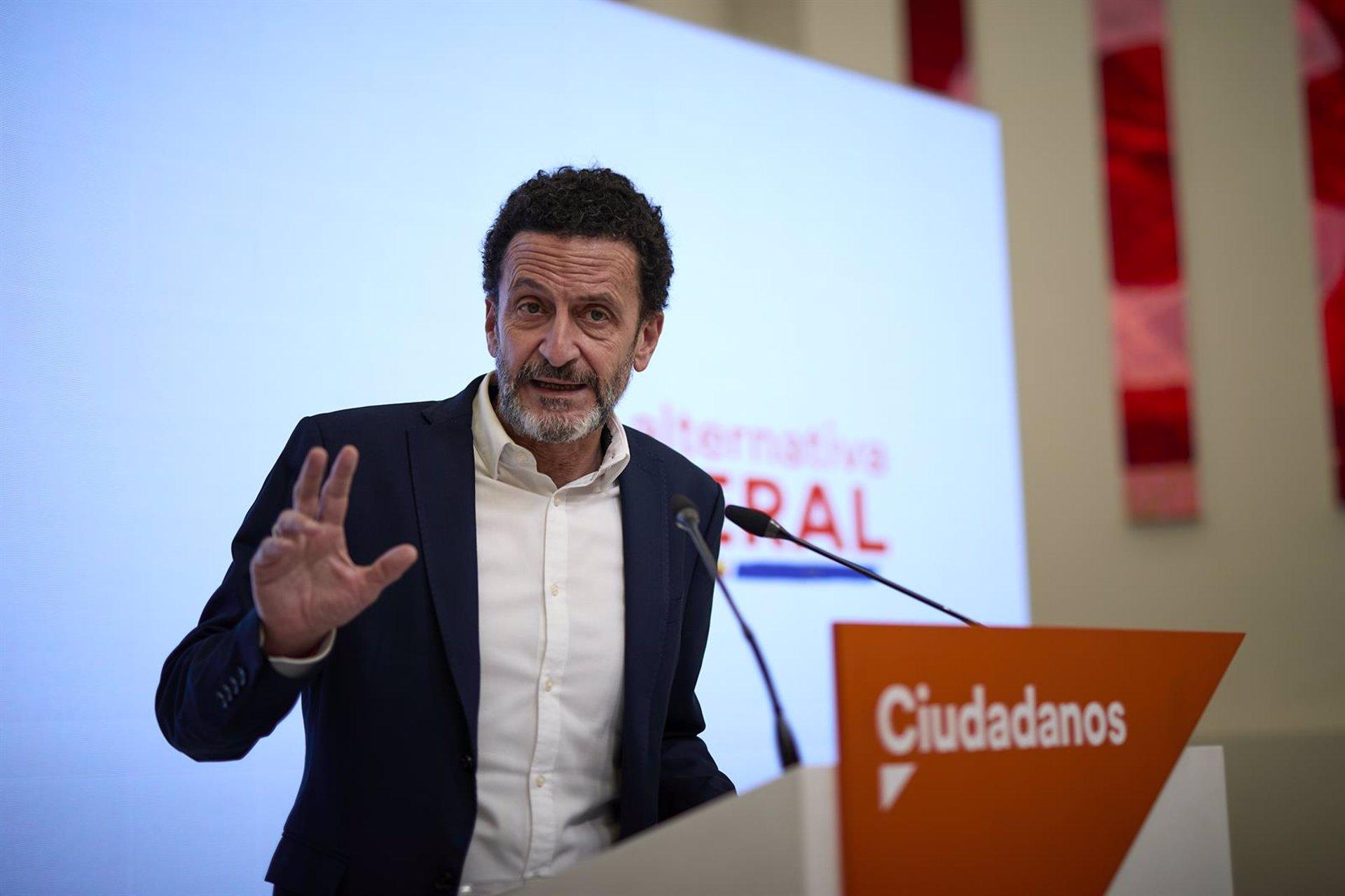 Bal acusa al PP de regalar la Alcaldía al PSOE por las «rencillas» entre Hervías y el exalcalde de Cs
